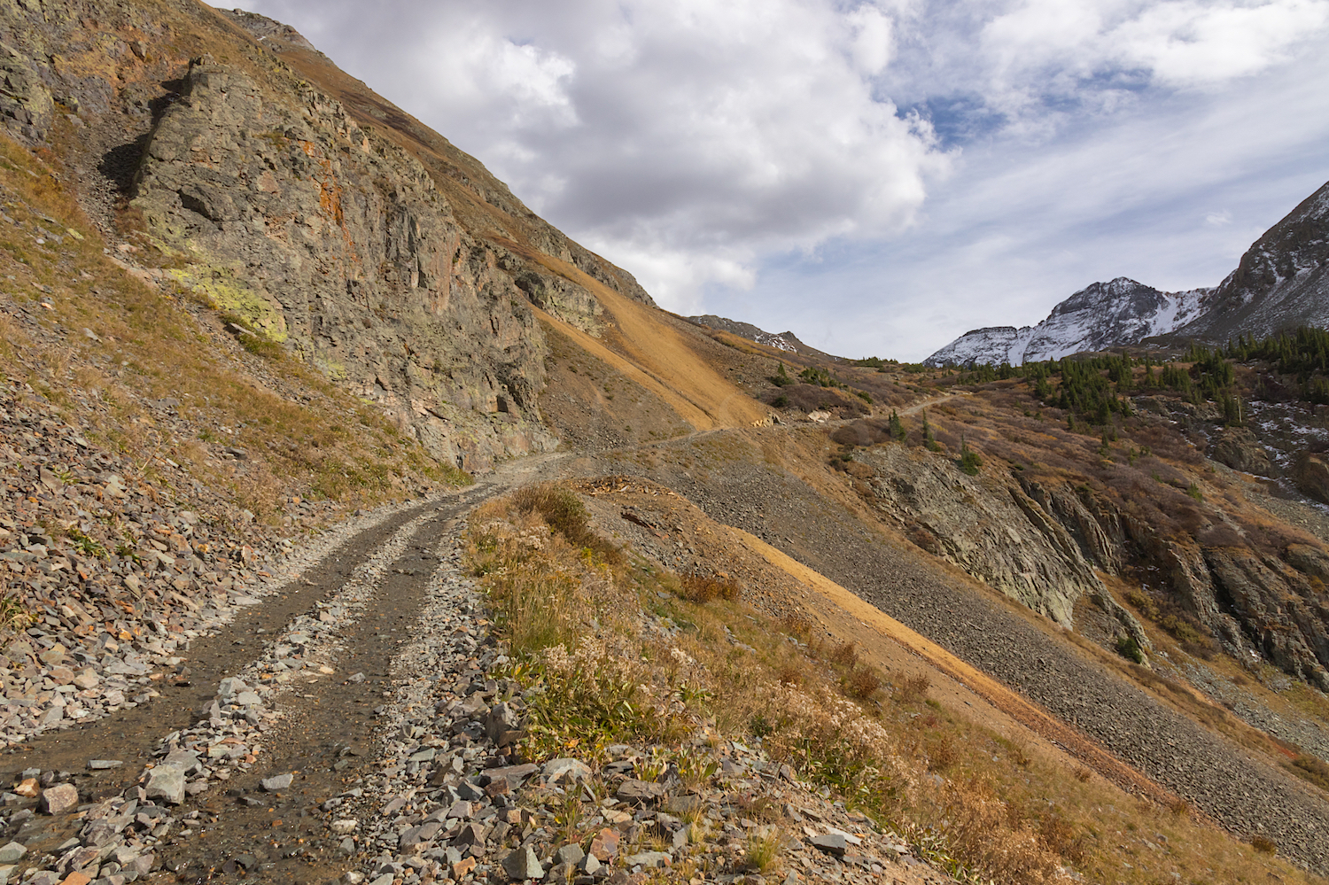 Road to Little Giant Basin, Image # 8884