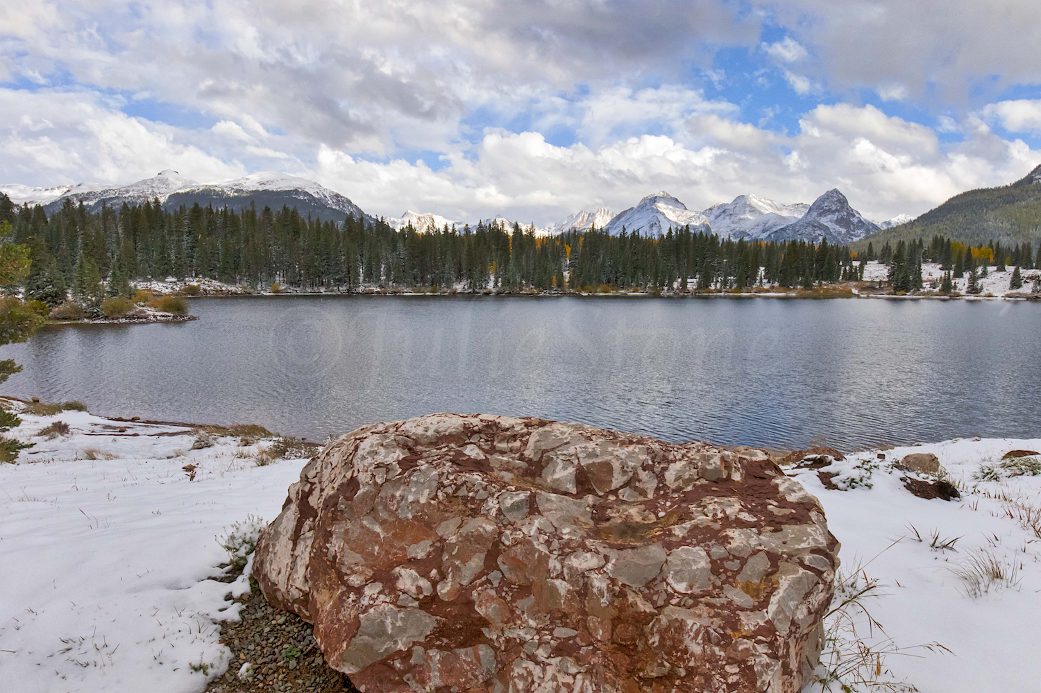 Molas Lake, Image # 0378