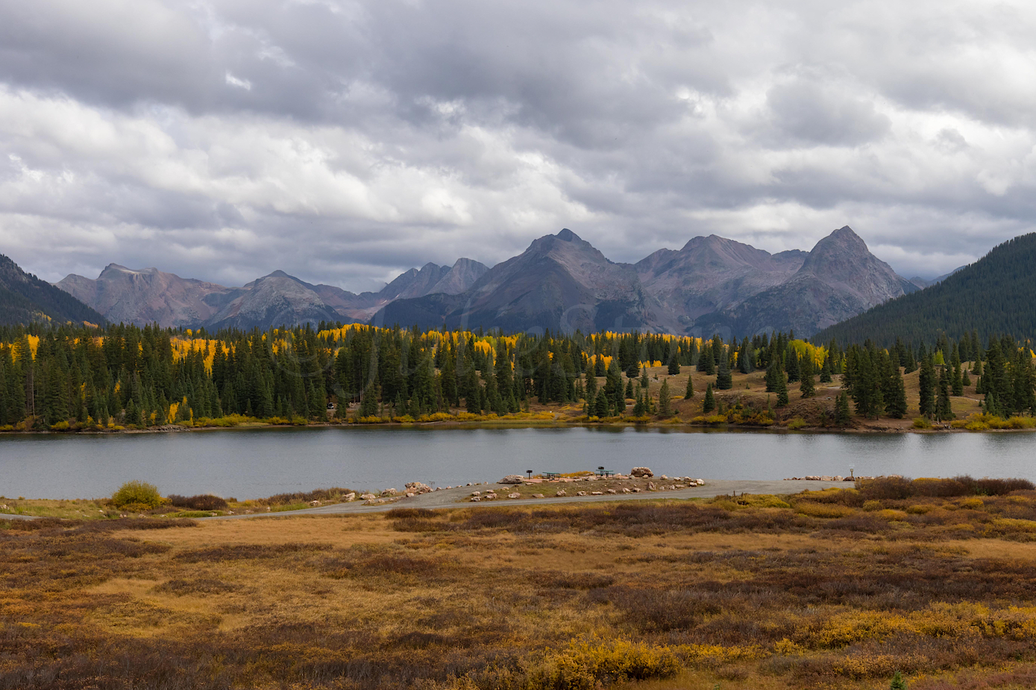 Molas Pass, Image # 8008