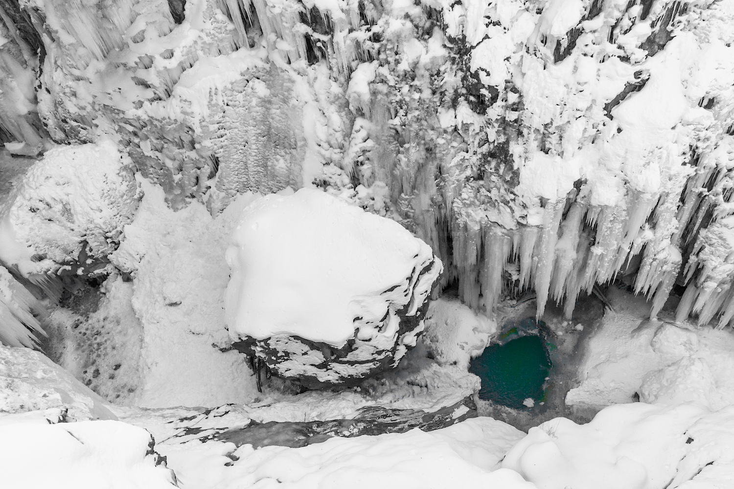 Ouray Ice Park, Image # 4414
