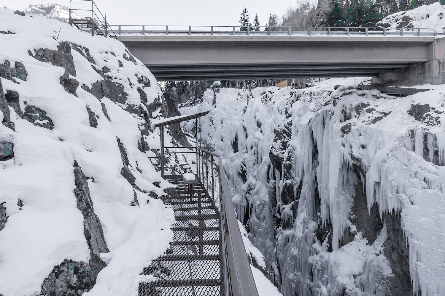 Ouray Ice Park, Image # 4482