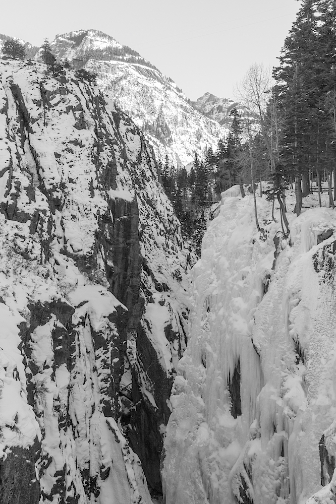 Ouray Ice Park, Image # 4498