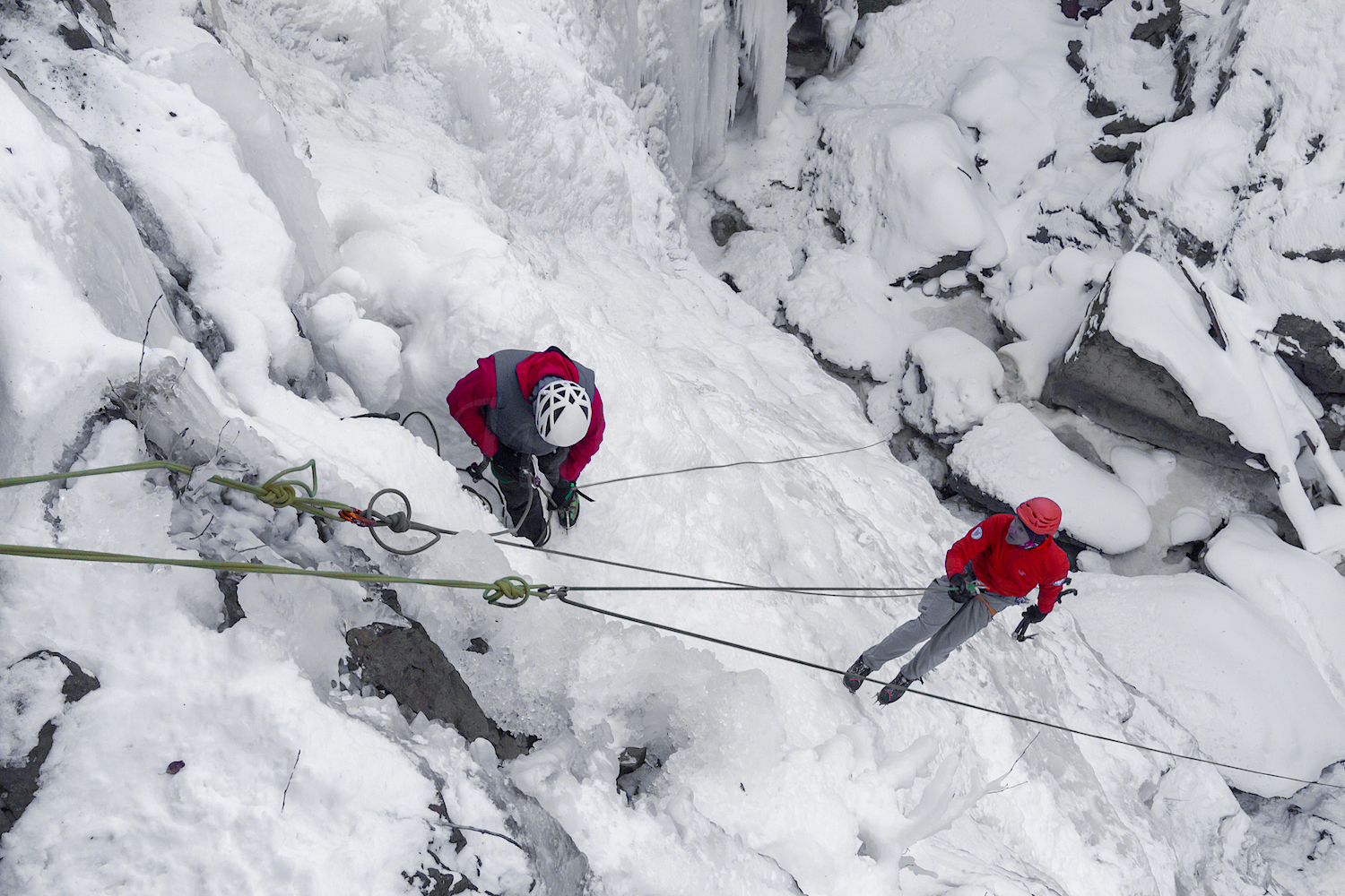 Ouray Ice Park, Image # 4502