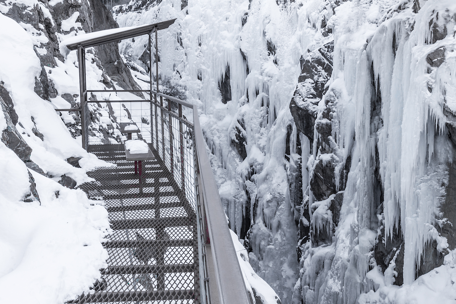 Ouray Ice Park, Image # 4484