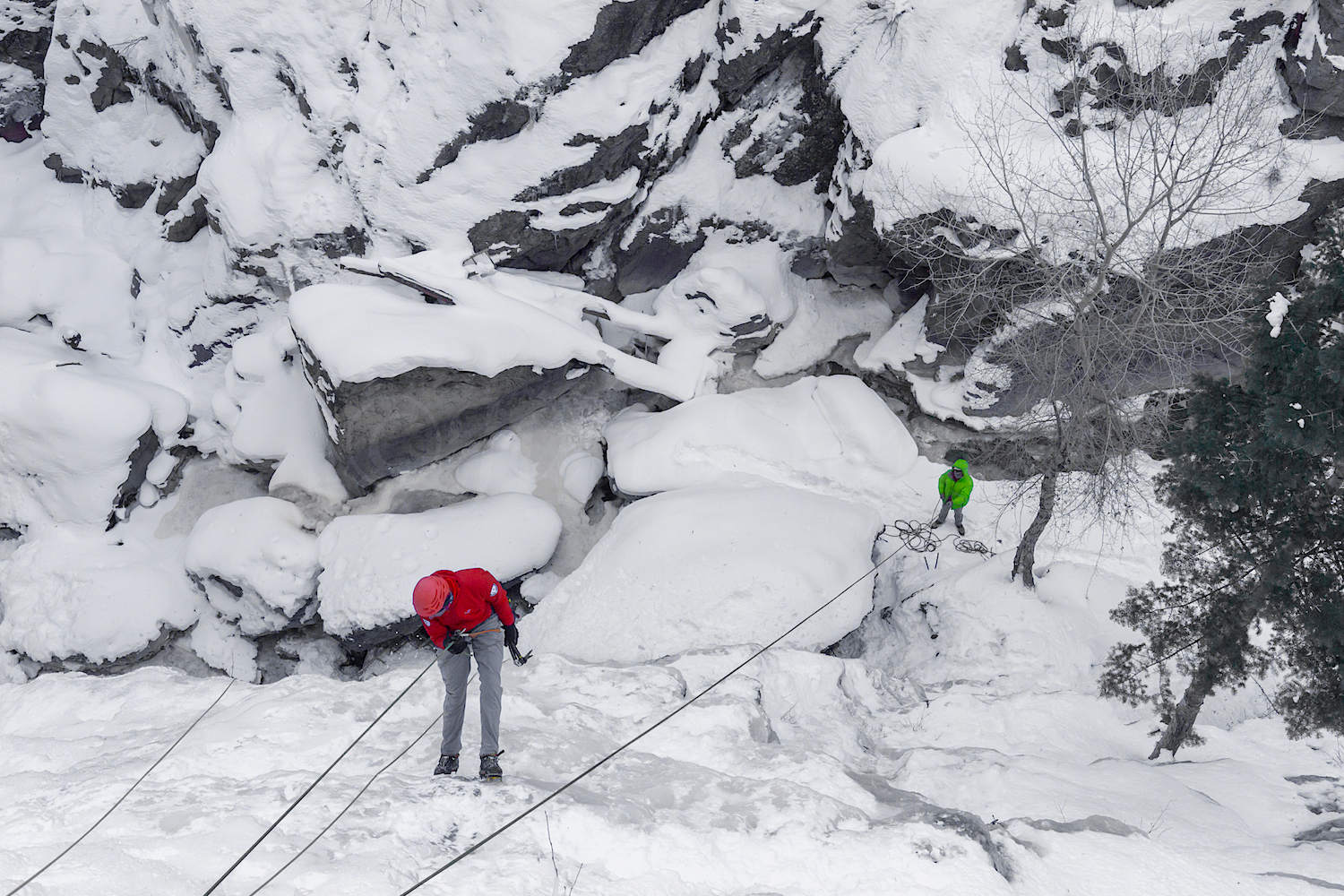 Ouray Ice Park, Image # 4506