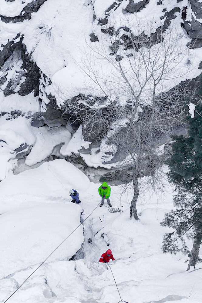 Ouray Ice Park, Image # 4525