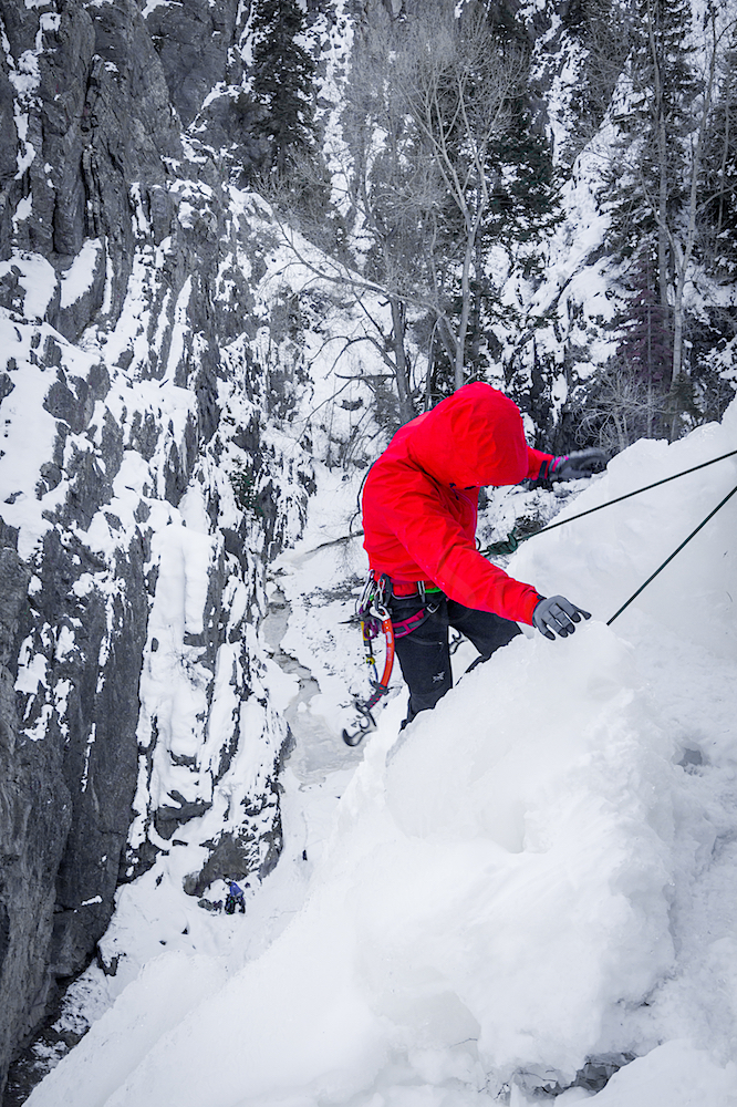 Ouray Ice Park, Image # 4533