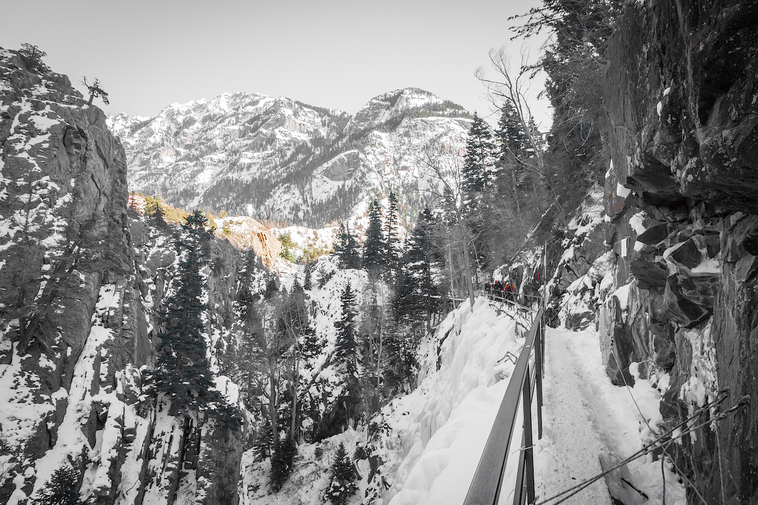 Ouray Ice Park, Image # 4551