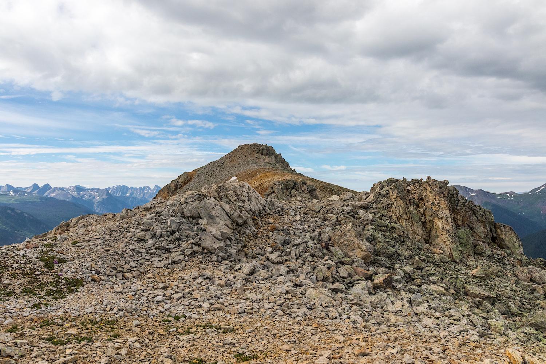 Trail to Ohio Peak