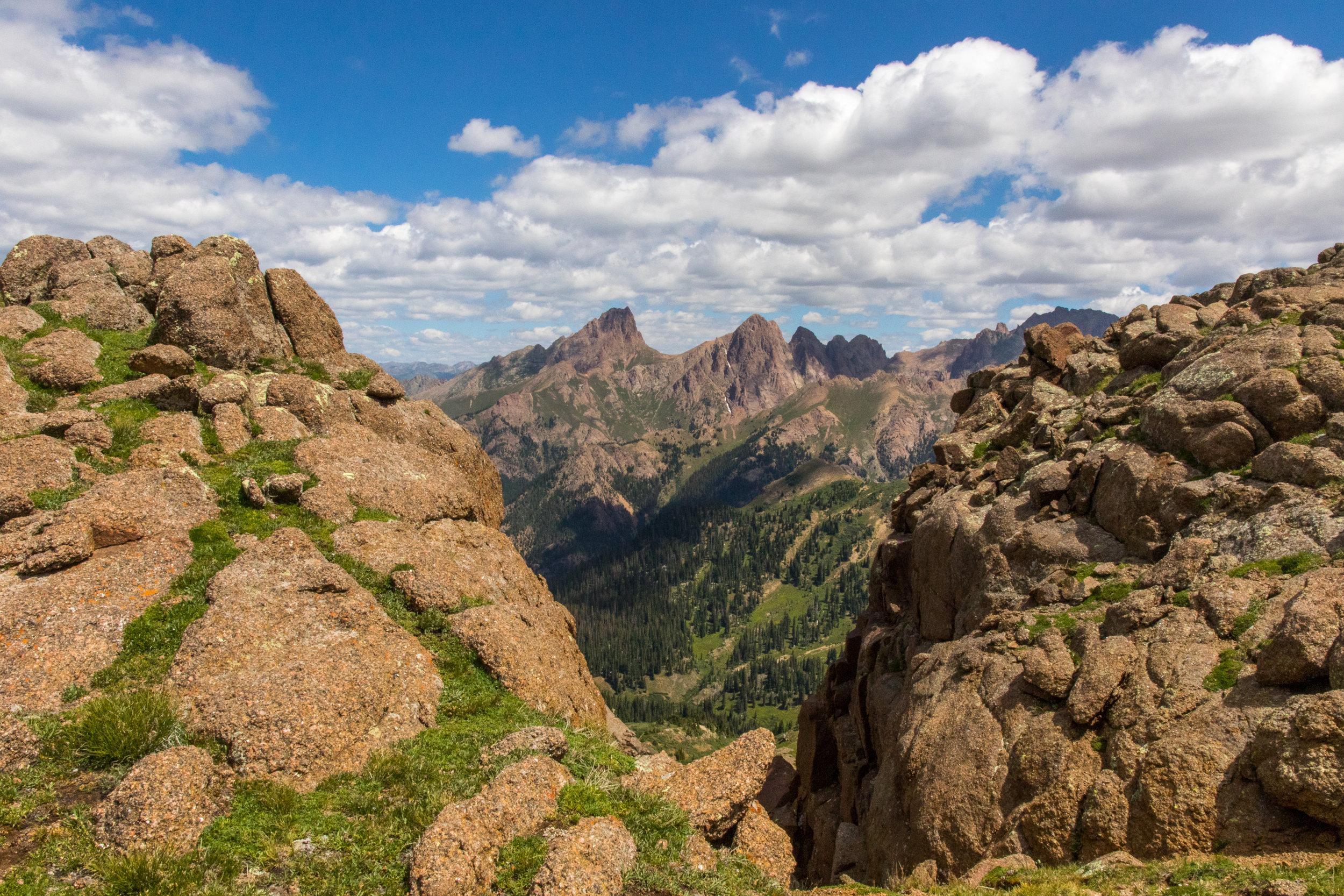 Pidgeon & Turret Peak