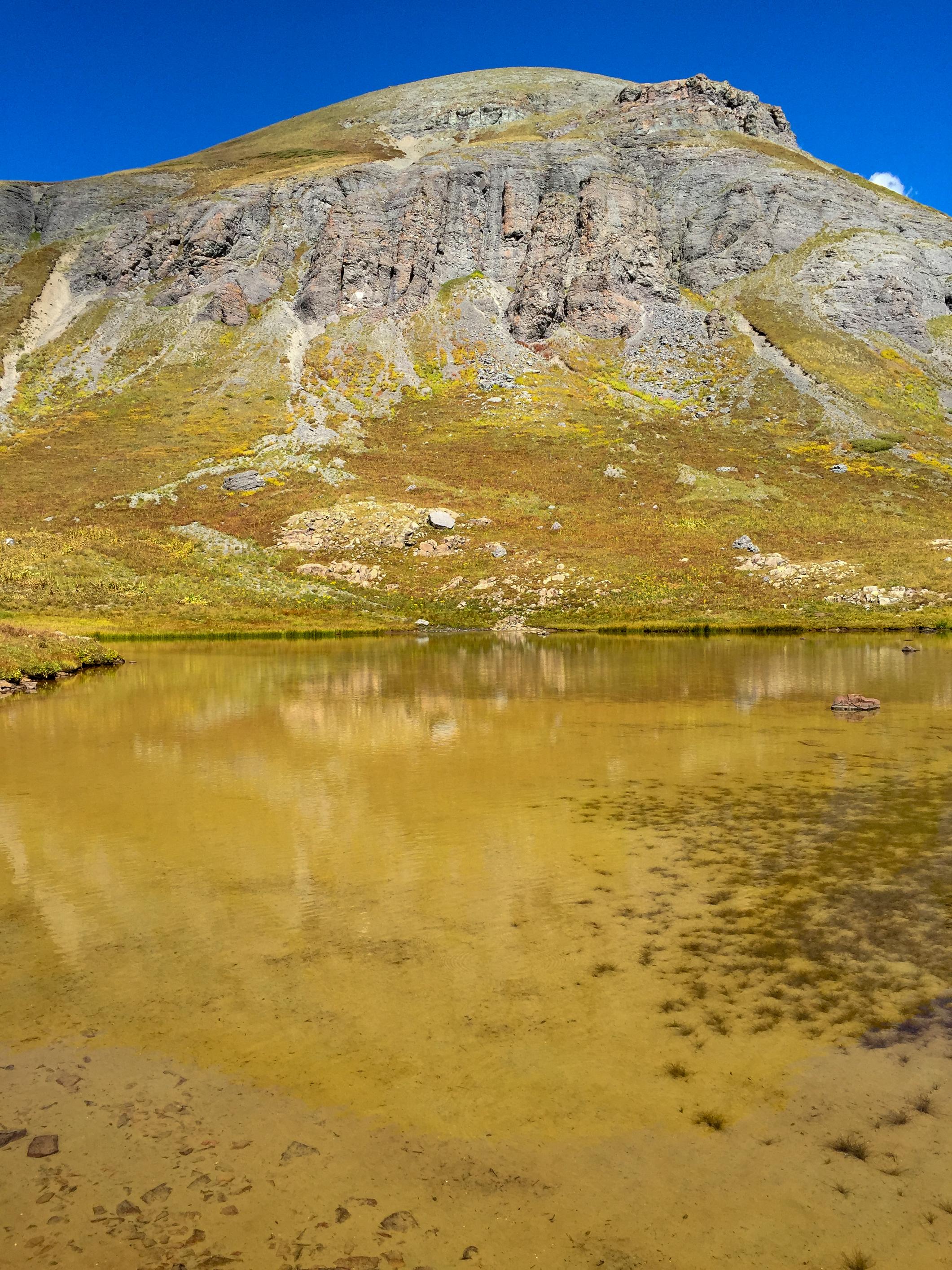 Whitehead Peak Reflection