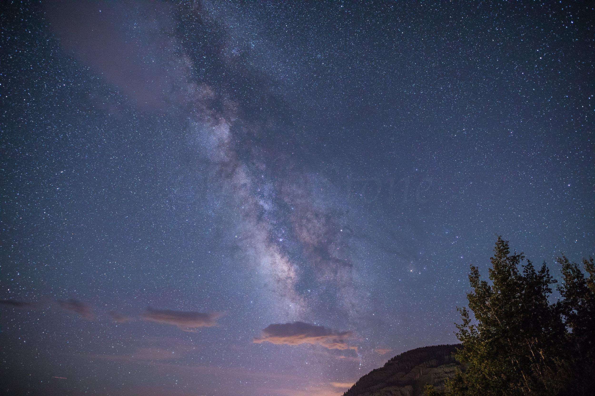 Purgatory Milky Way, Image # 7564