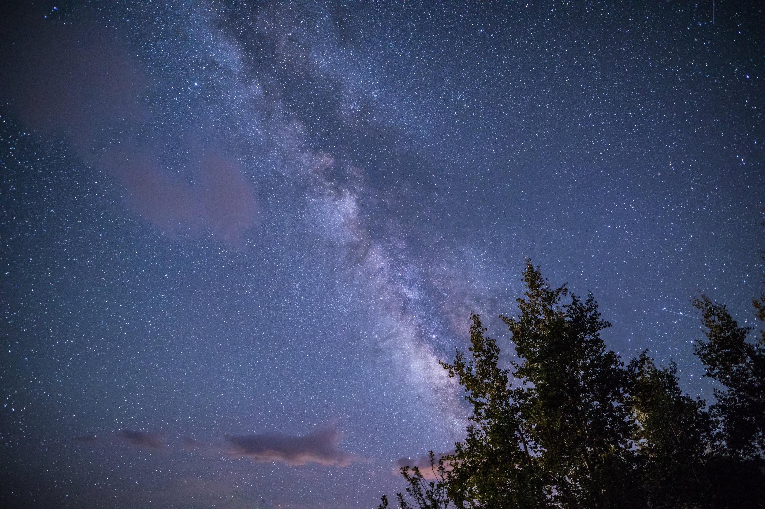 Purgatory Milky Way, Image # 7572