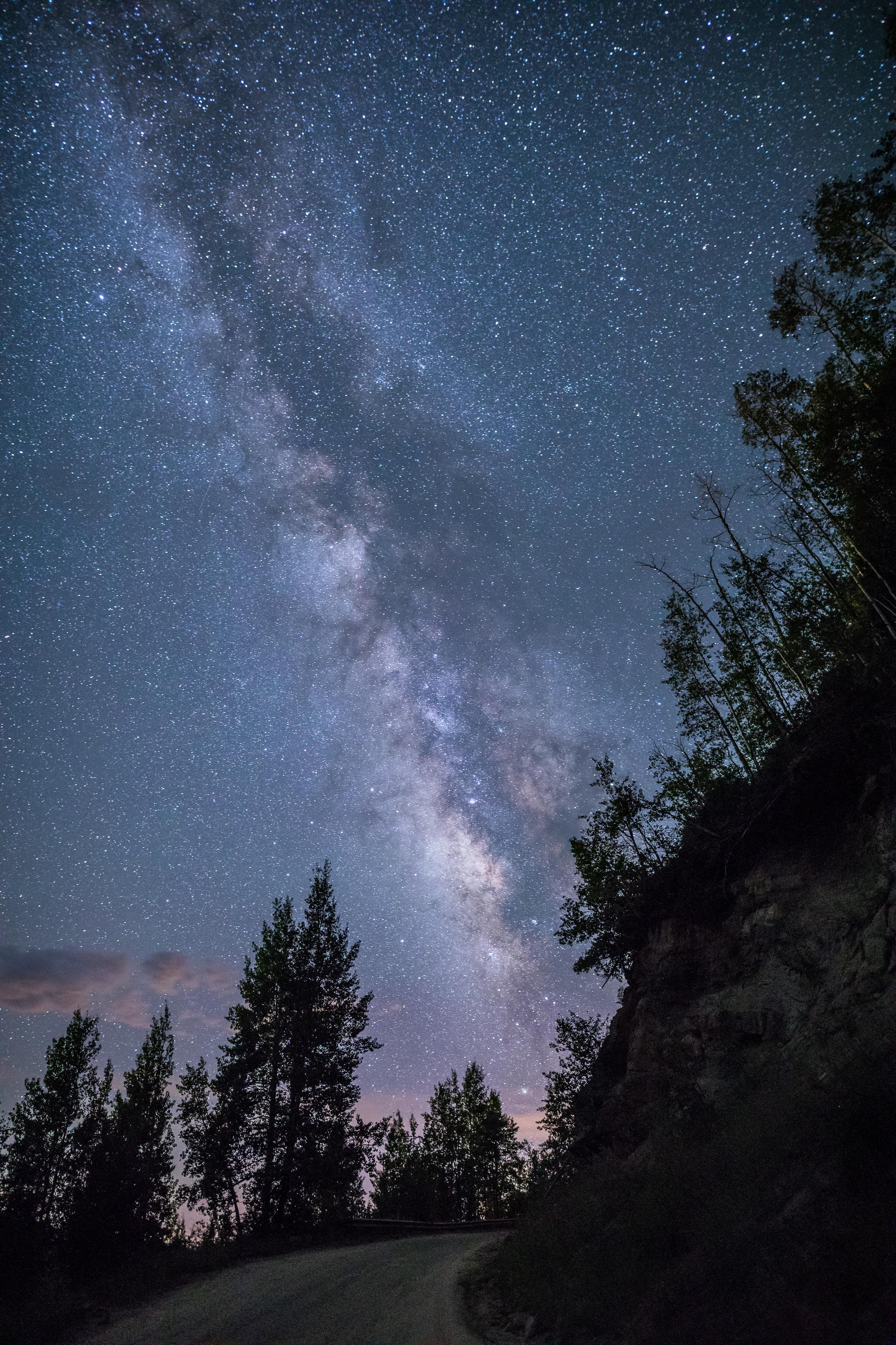 Purgatory Milky Way, Image # 7593