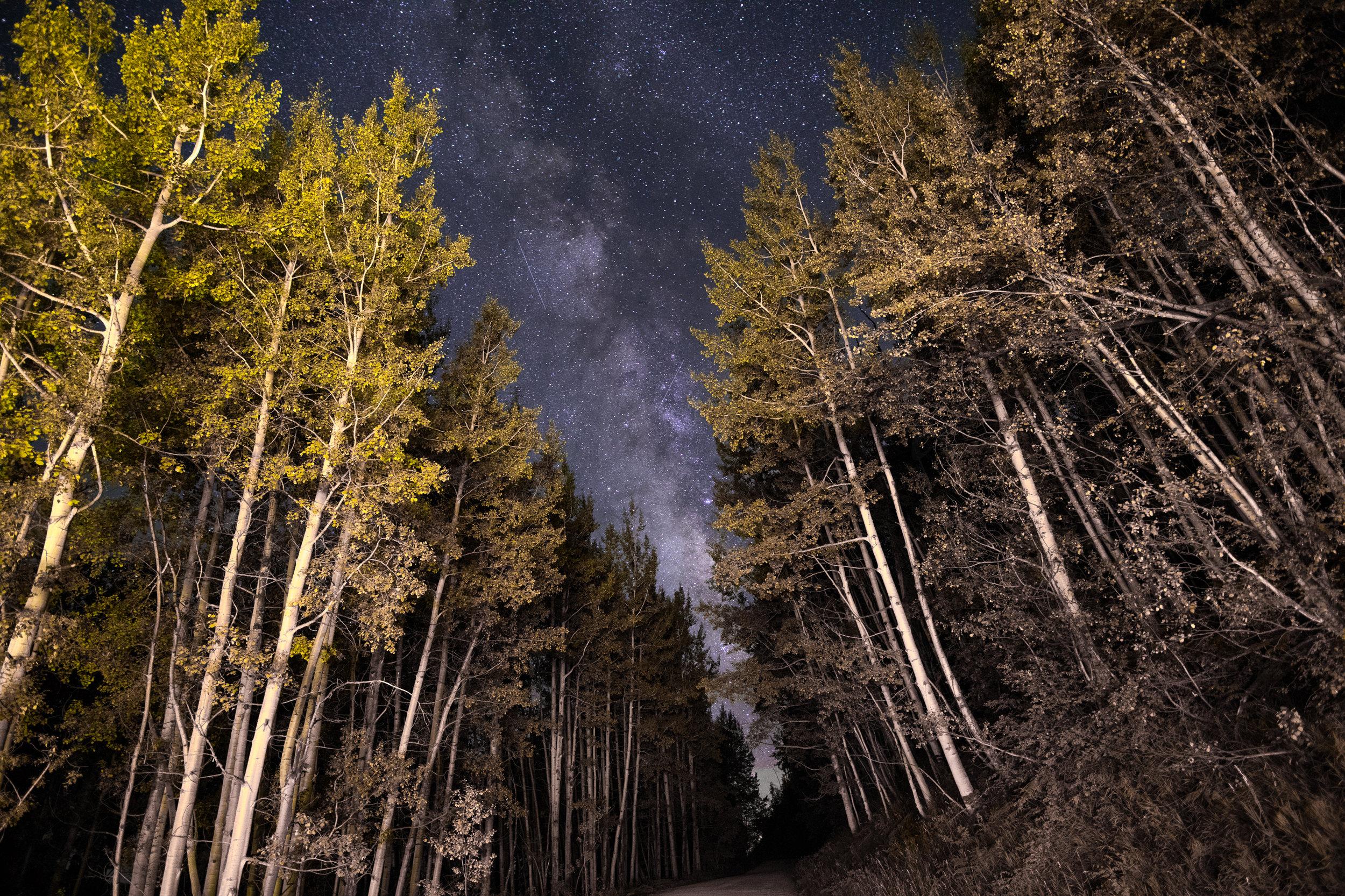 Purgatory Milky Way, Image # 7600