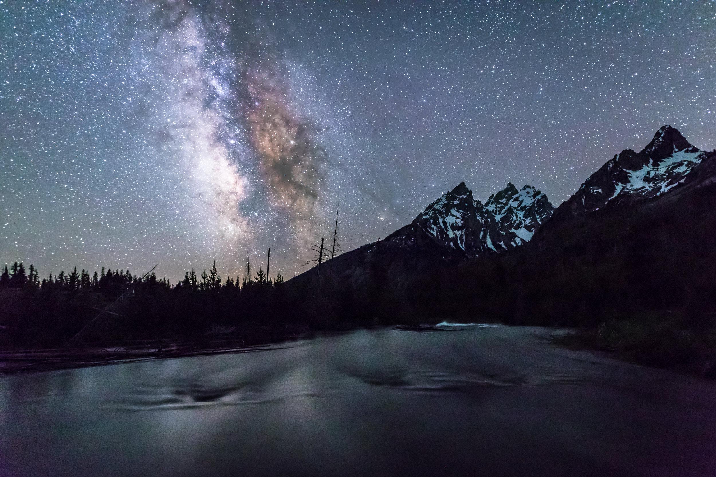 String Lake, Grand Teton National Park, Image # 2877