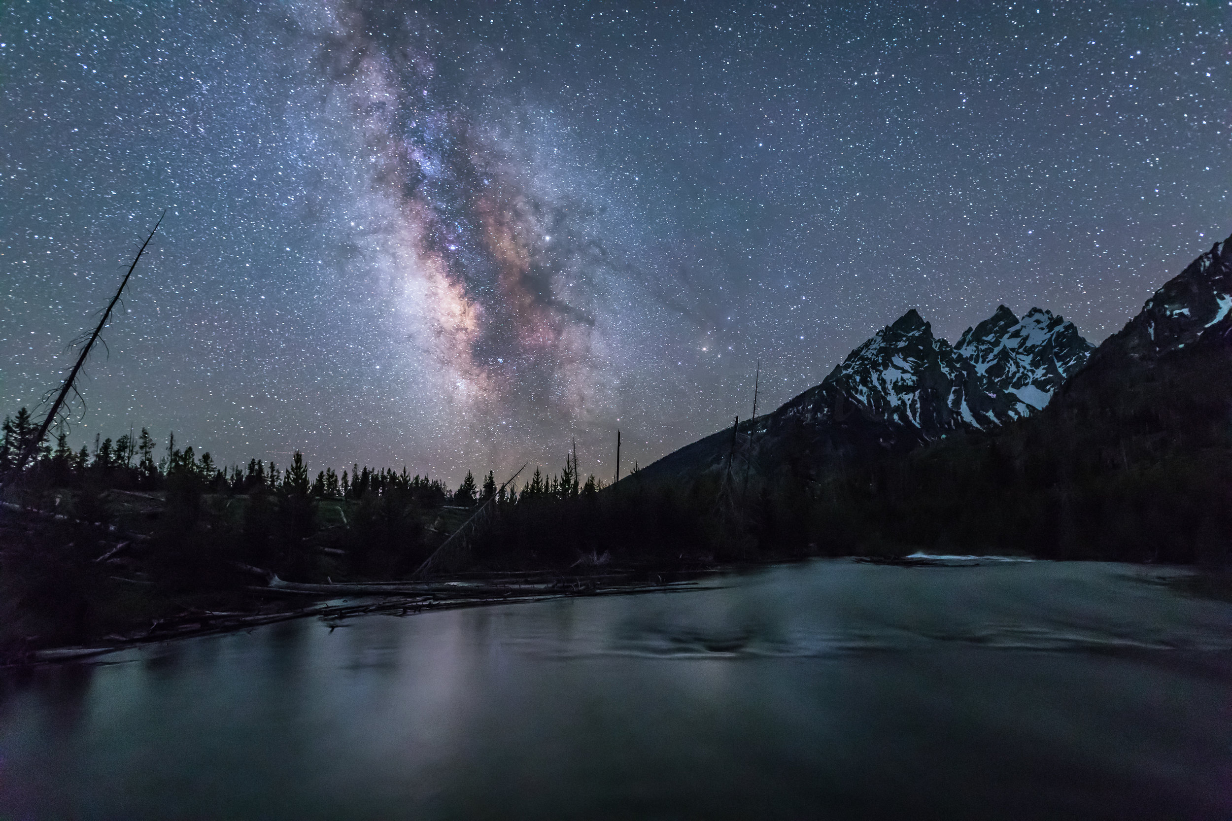 String Lake, Grand Teton National Park, Image # 2864