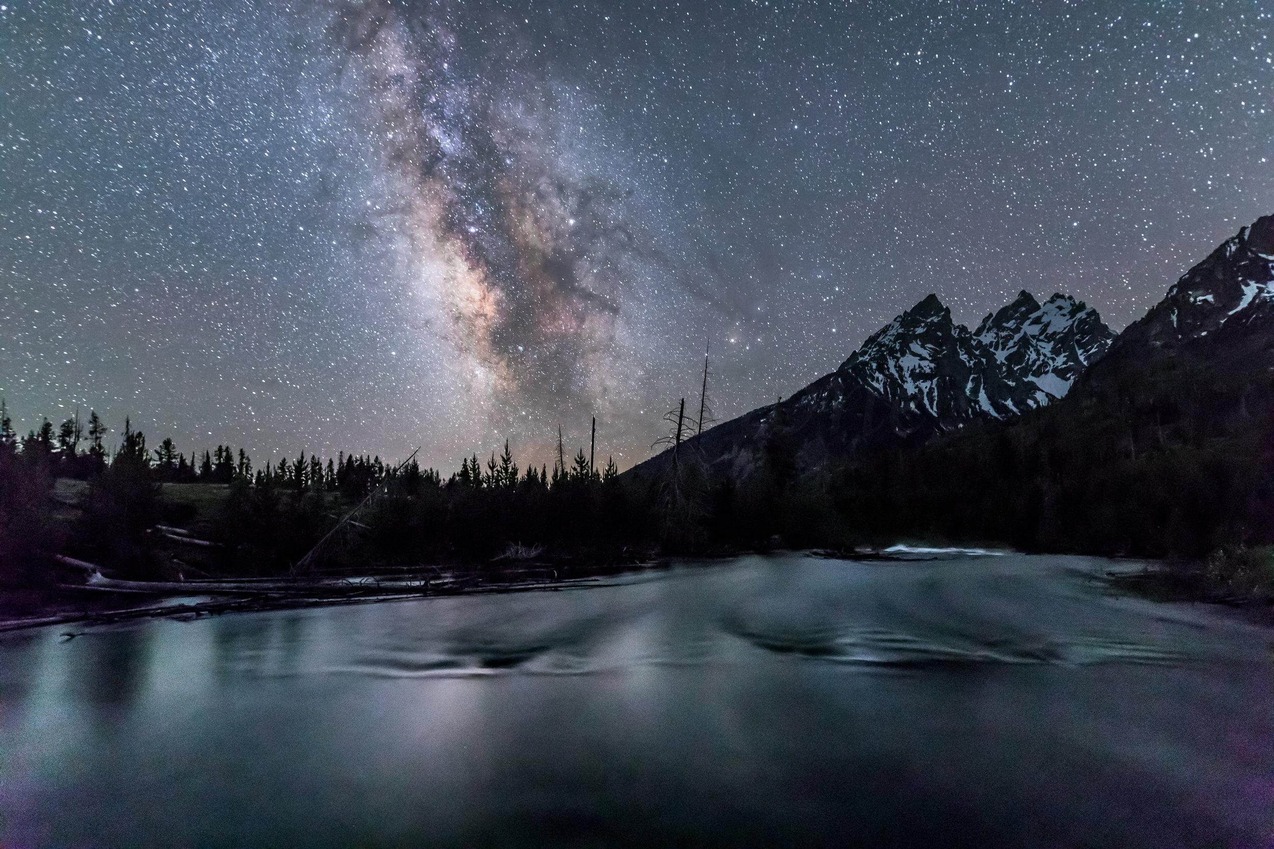 String Lake, Grand Teton National Park, Image # 2869