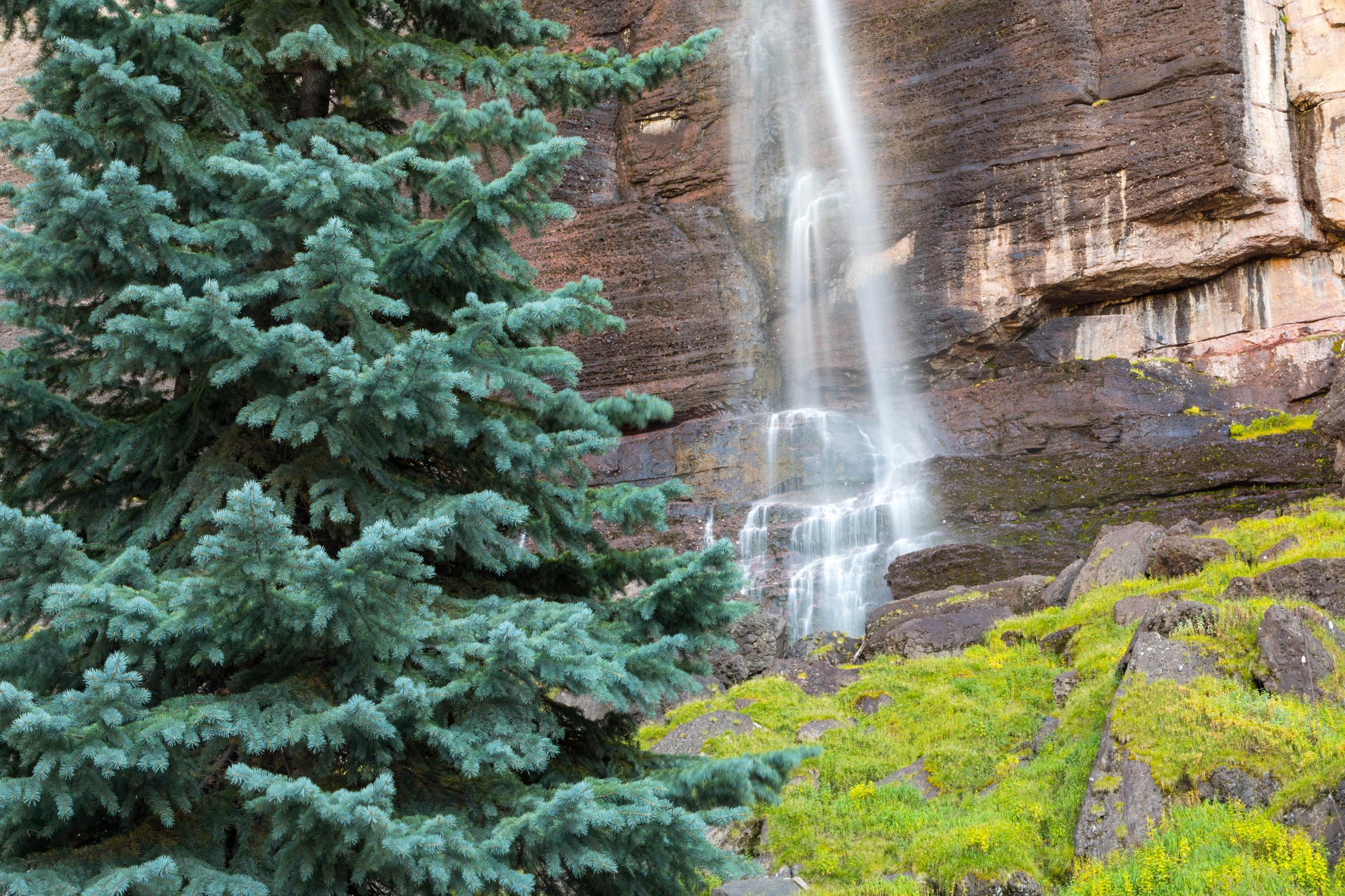 Bridal Veil Falls, Image # 3269