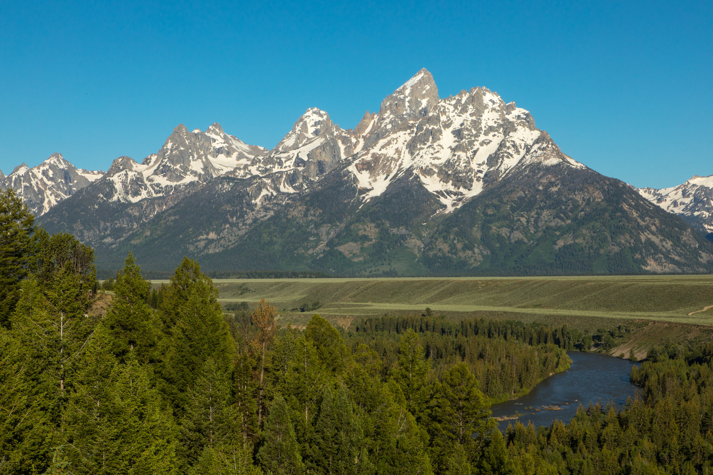 SNAKE RIVER OVERLOOK, IMAGE # 8923