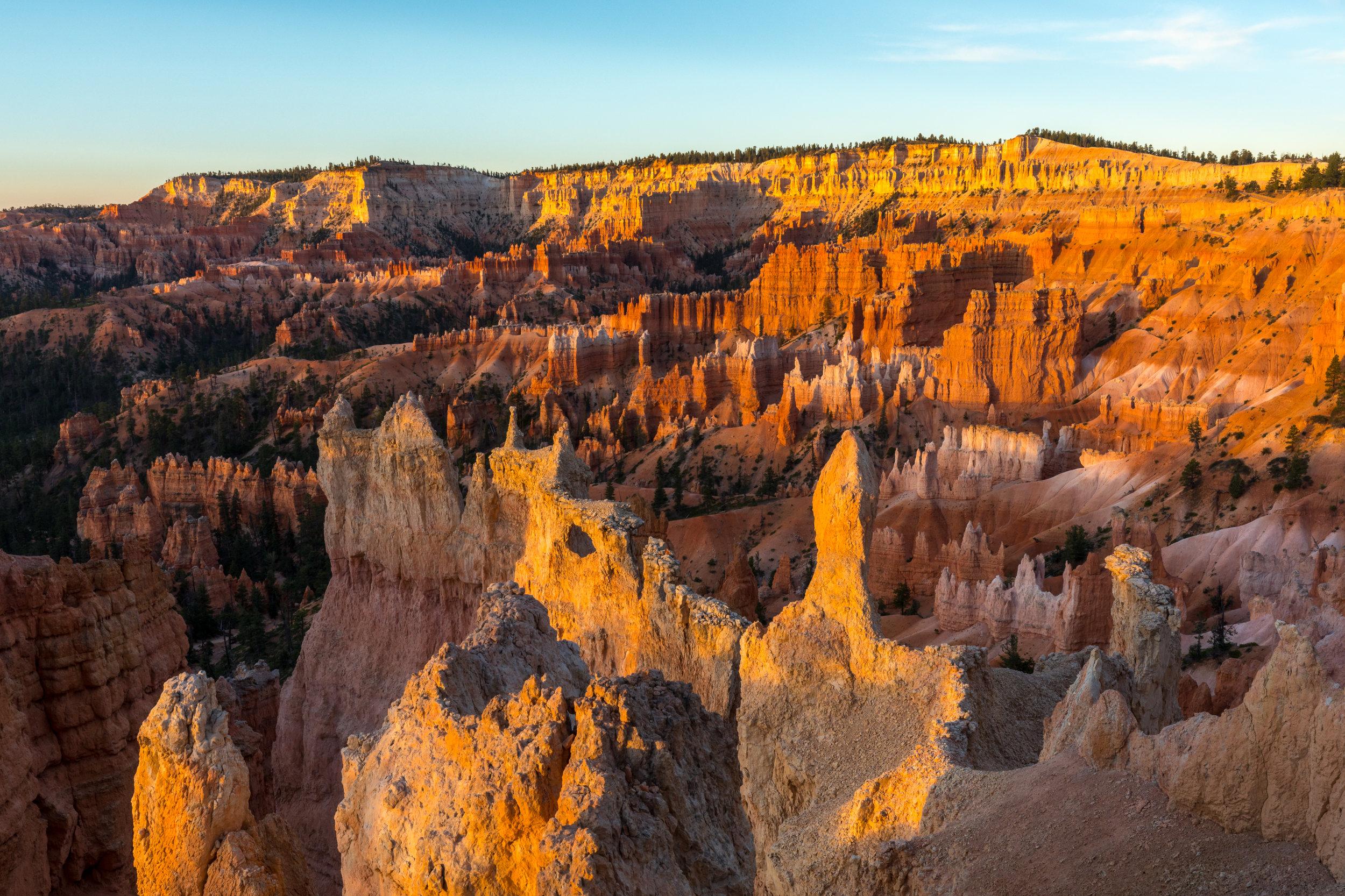 Sunrise Bryce National Park, Image # 0595