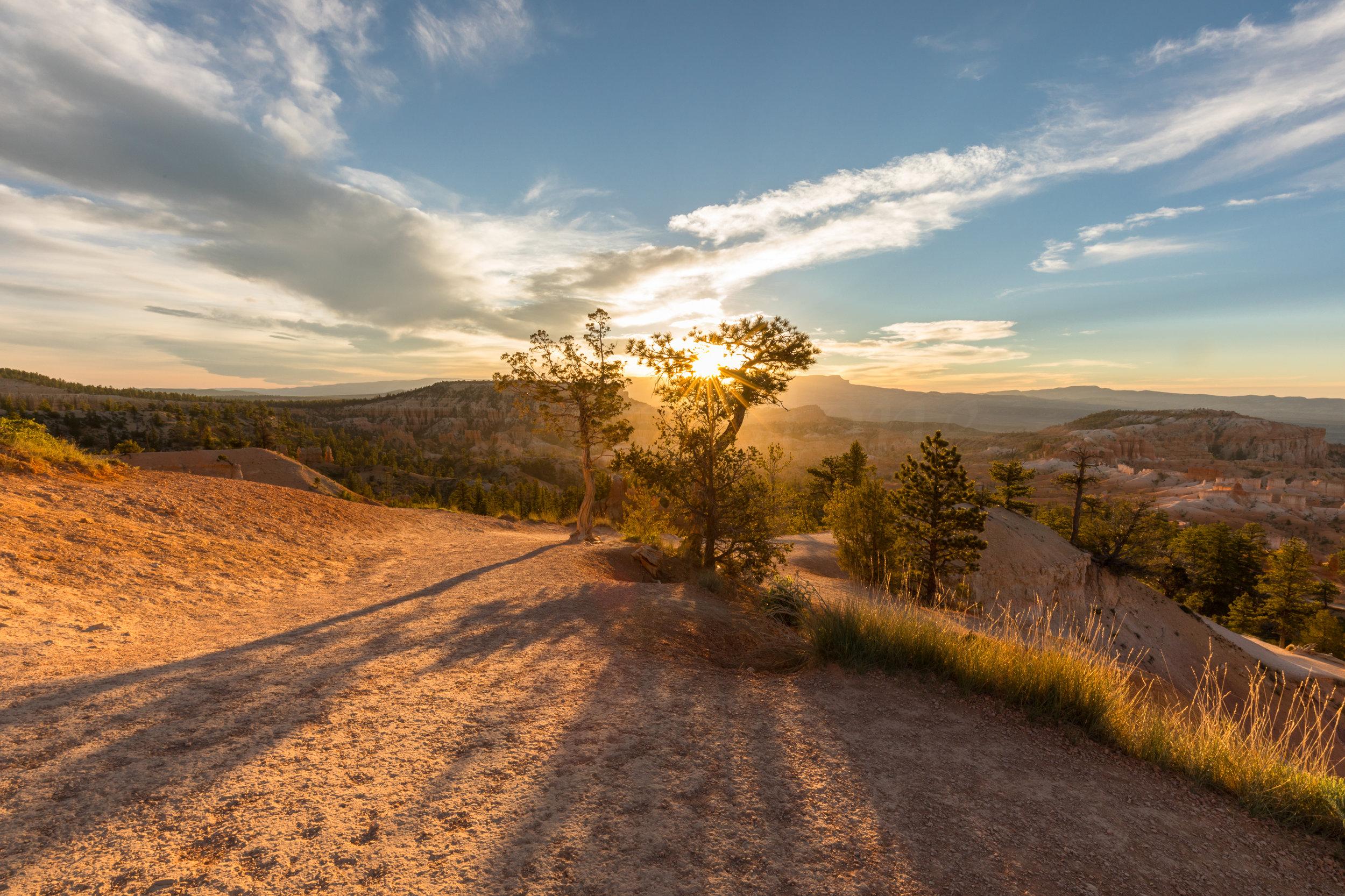 Sunrise Bryce National Park, Image # 0609