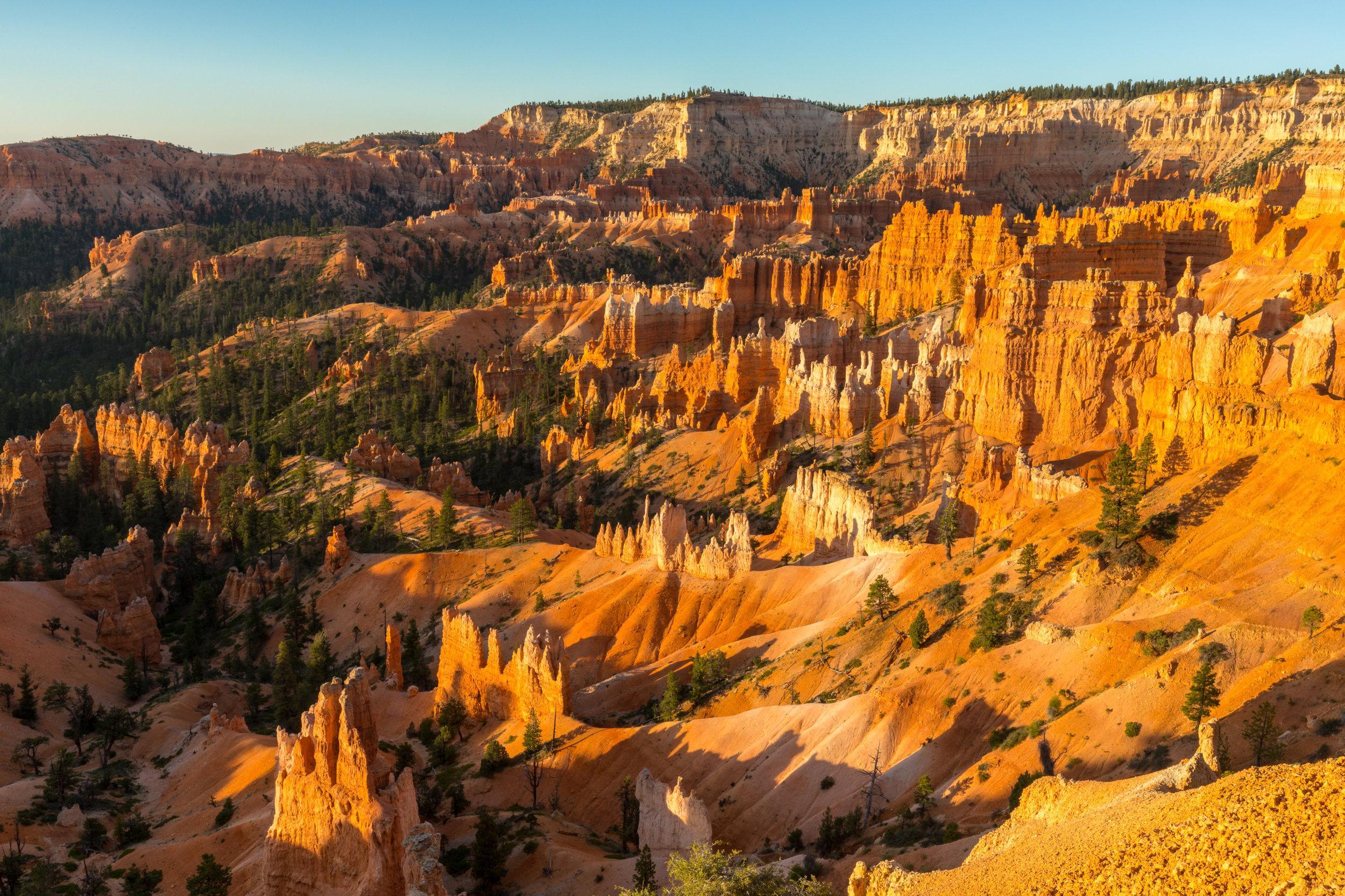 Sunrise Bryce National Park, Image # 0630