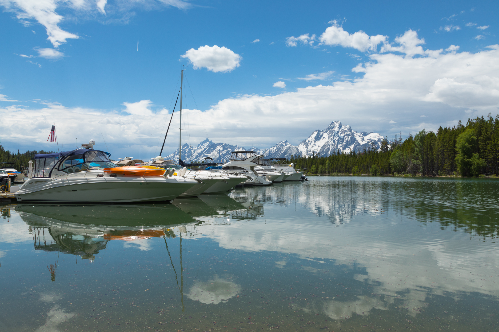 Colter Bay, Image # 2952