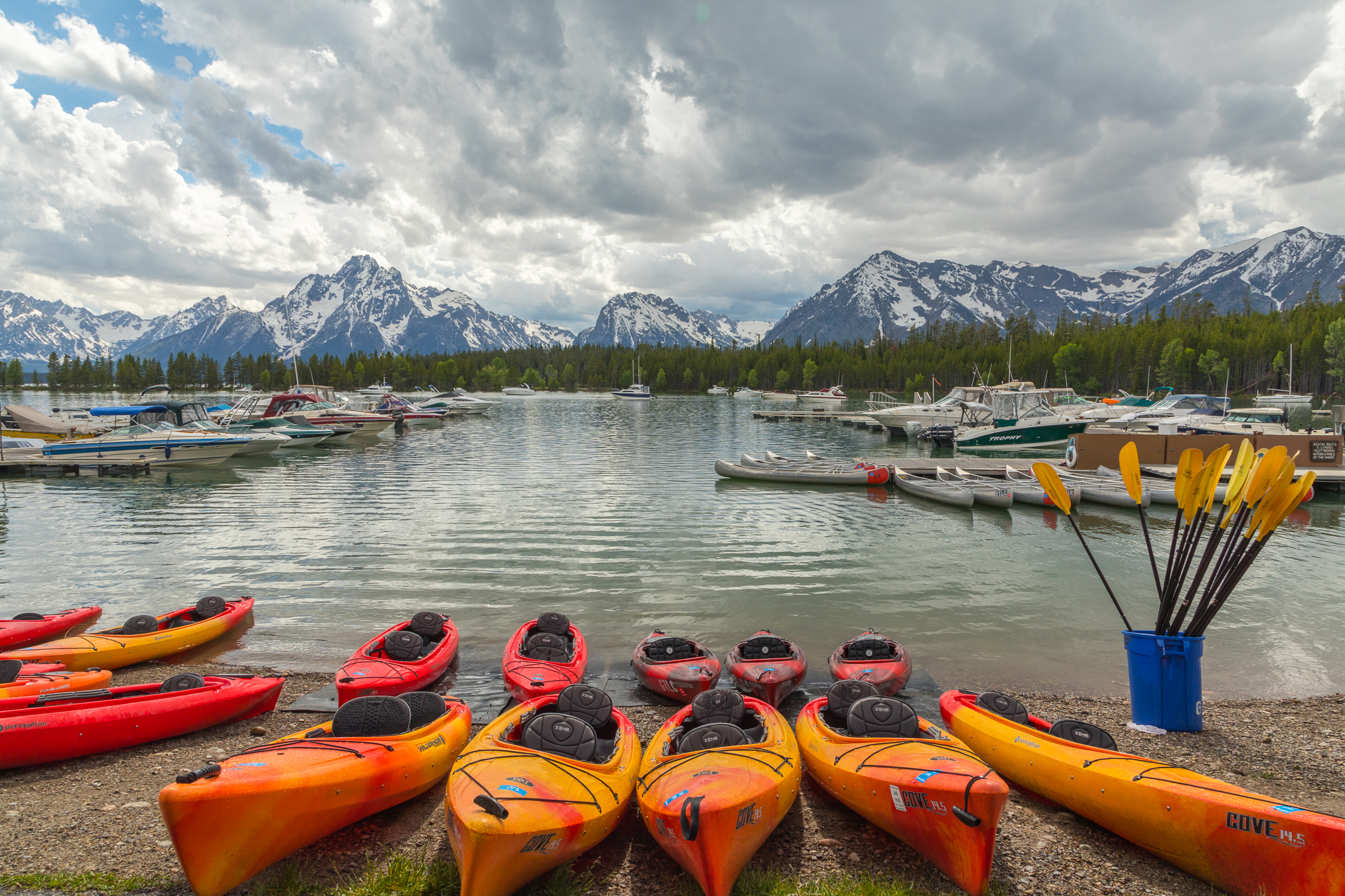 Colter Bay, Image # 3383