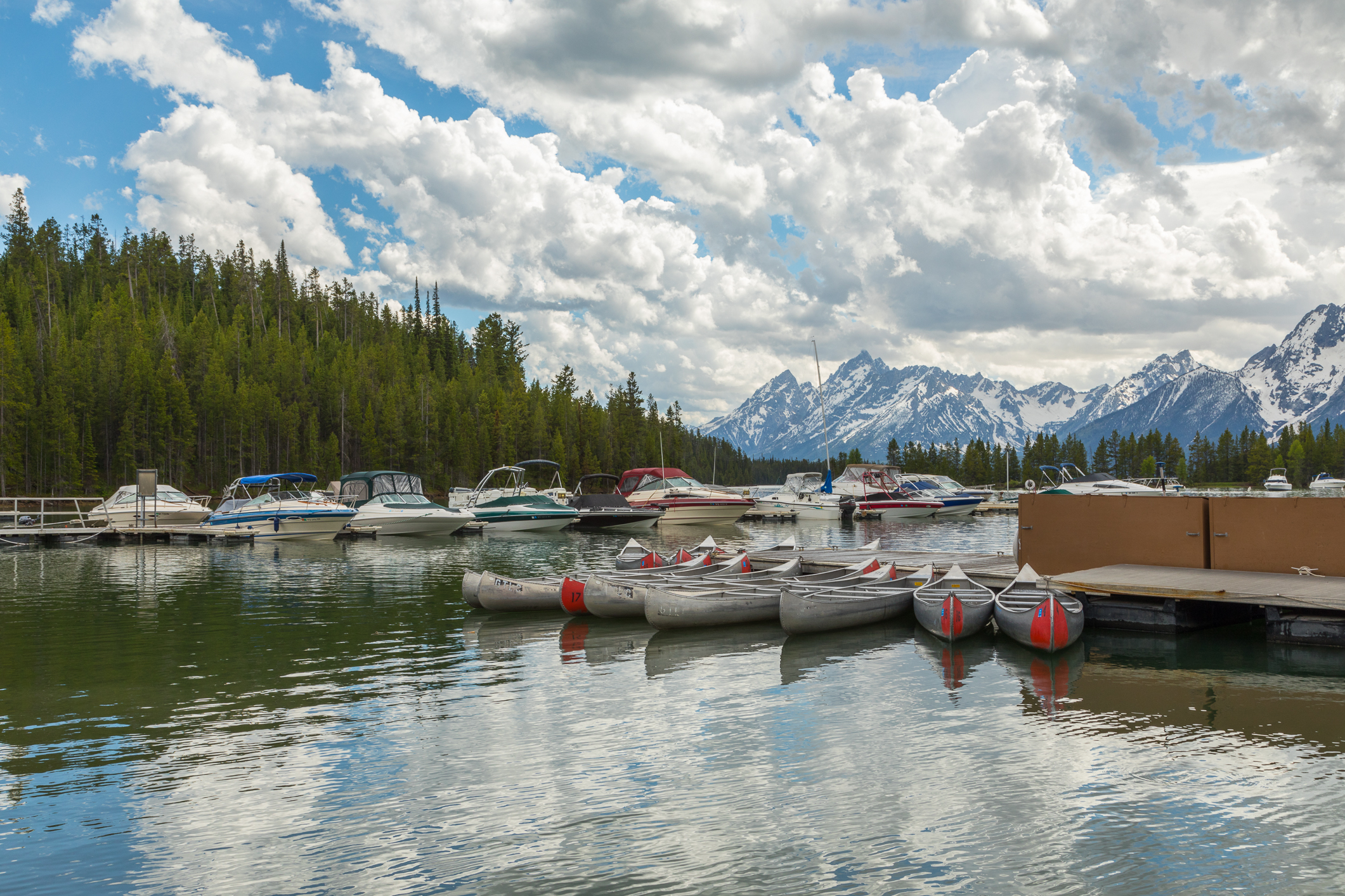 Colter Bay, Image # 3390