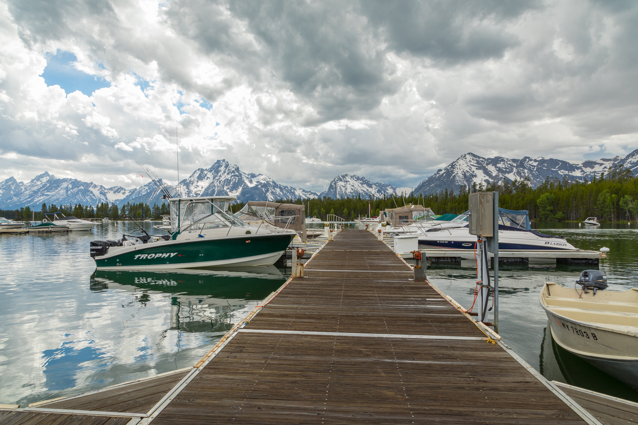 Colter Bay, Image # 3409
