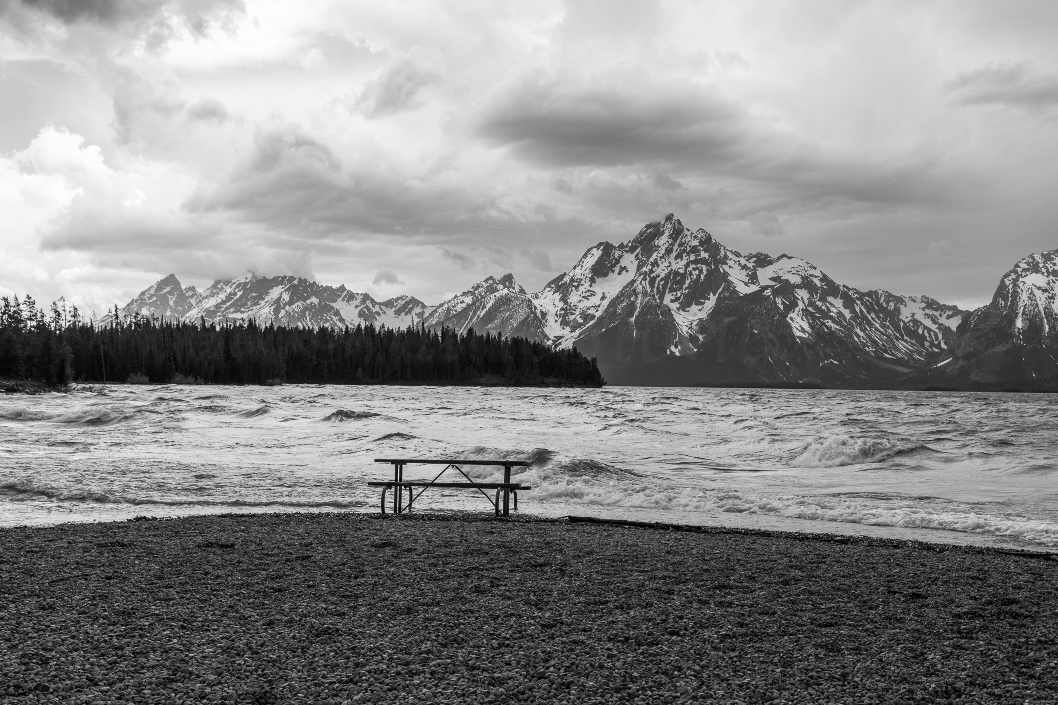 Colter Bay, Image # 3469