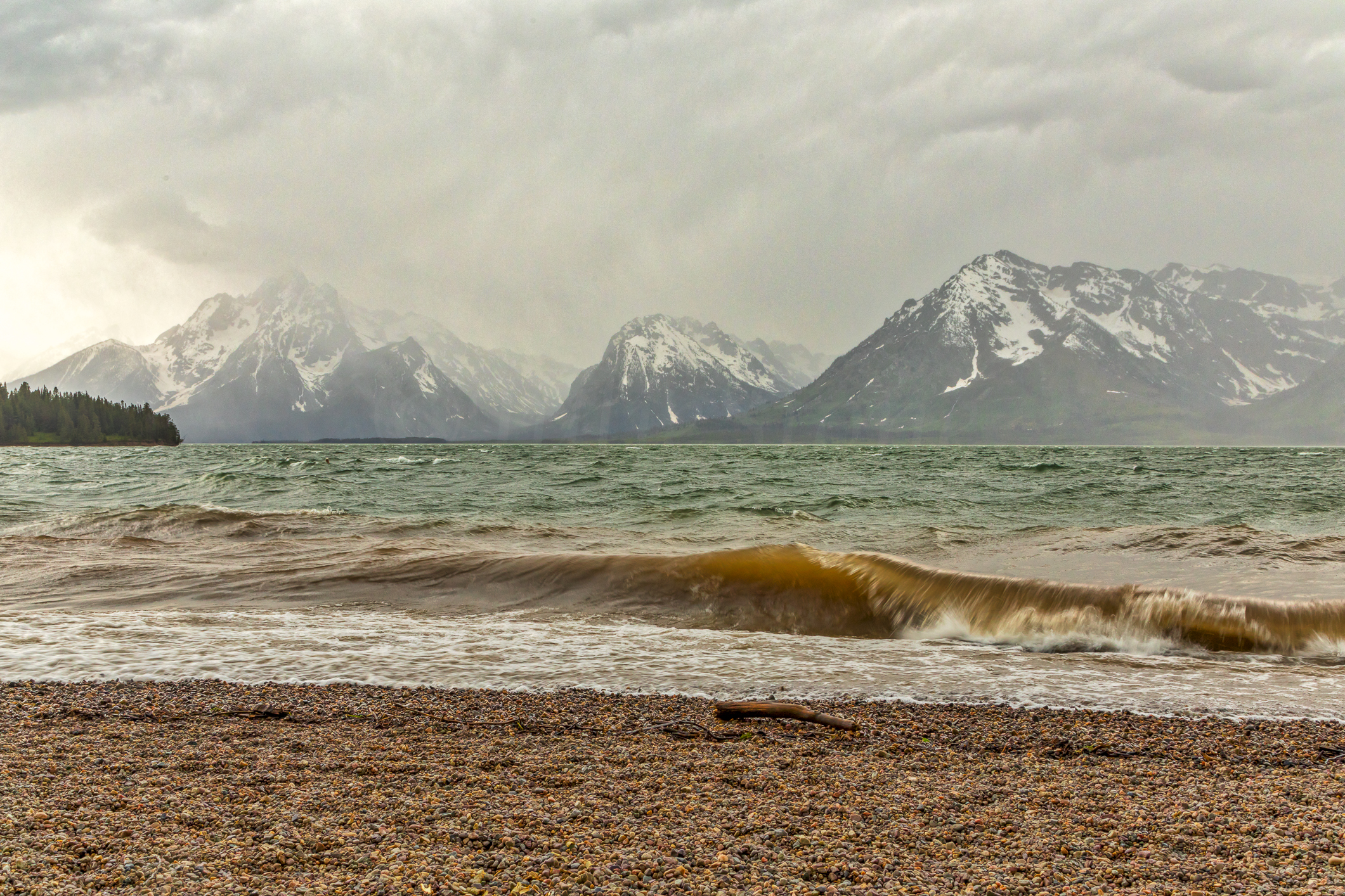 Colter Bay, Image # 3608