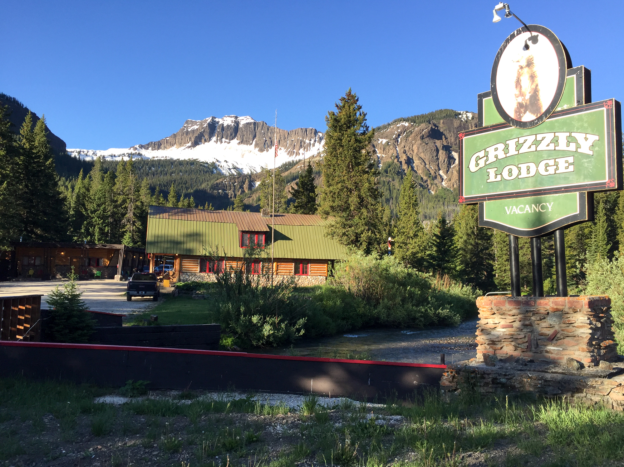 Grizzly Lodge-Cooke-Silvergate Montana, Image # 0146