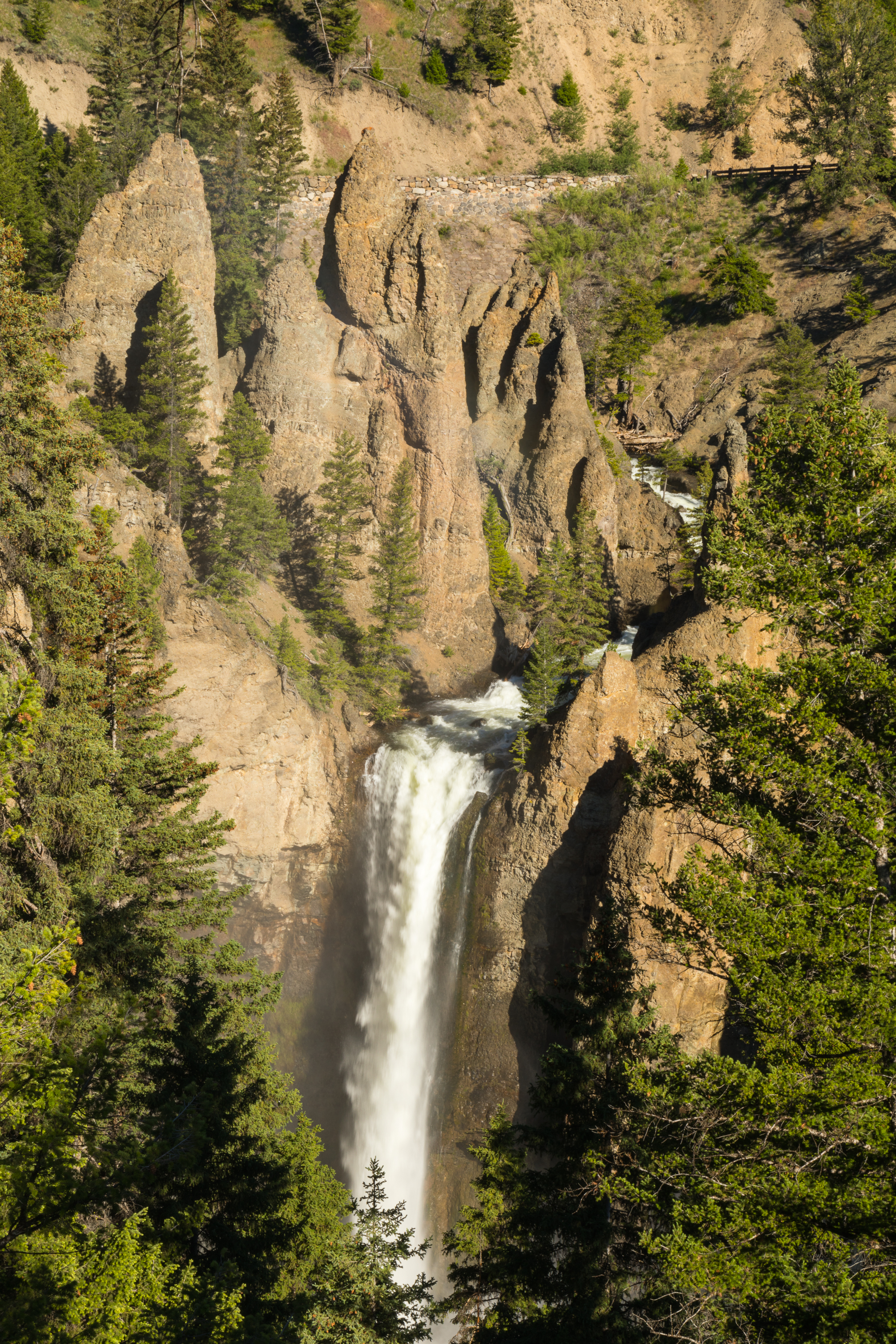 Tower-Roosevelt Waterfall, Image # 7670