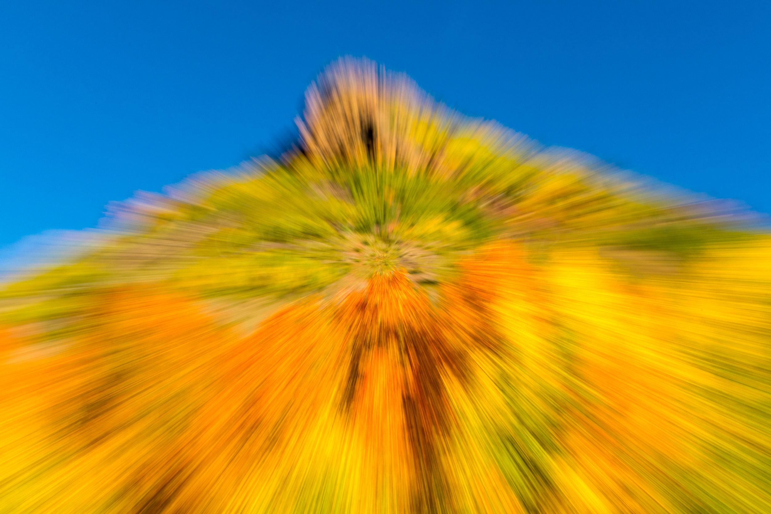 Silverton, Colorado, Anvil Mountain Kaleidoscope Image # 9186