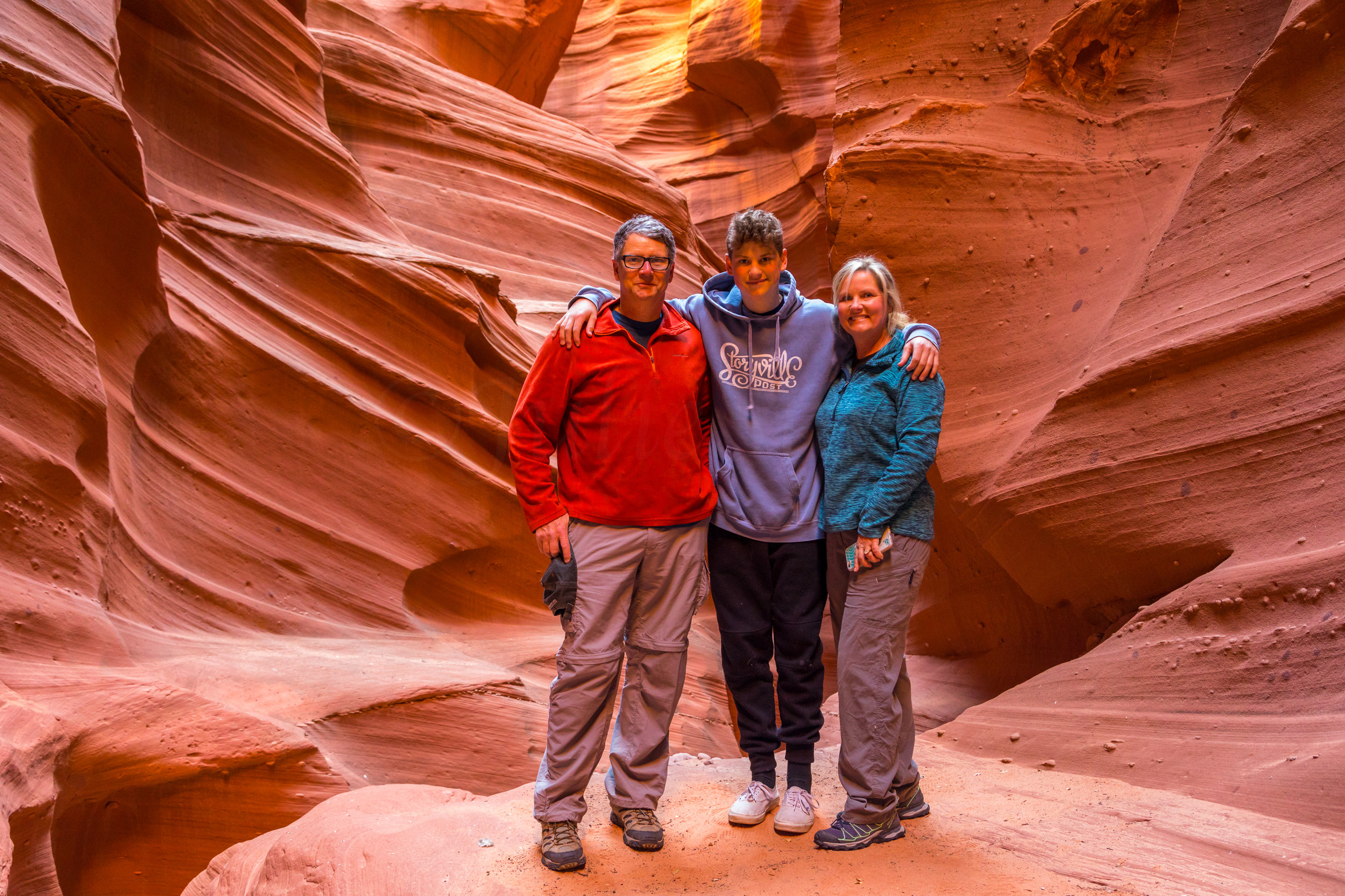 Cardiac Canyon (Allan, Lisa & Aaron) , Image # JRS8618