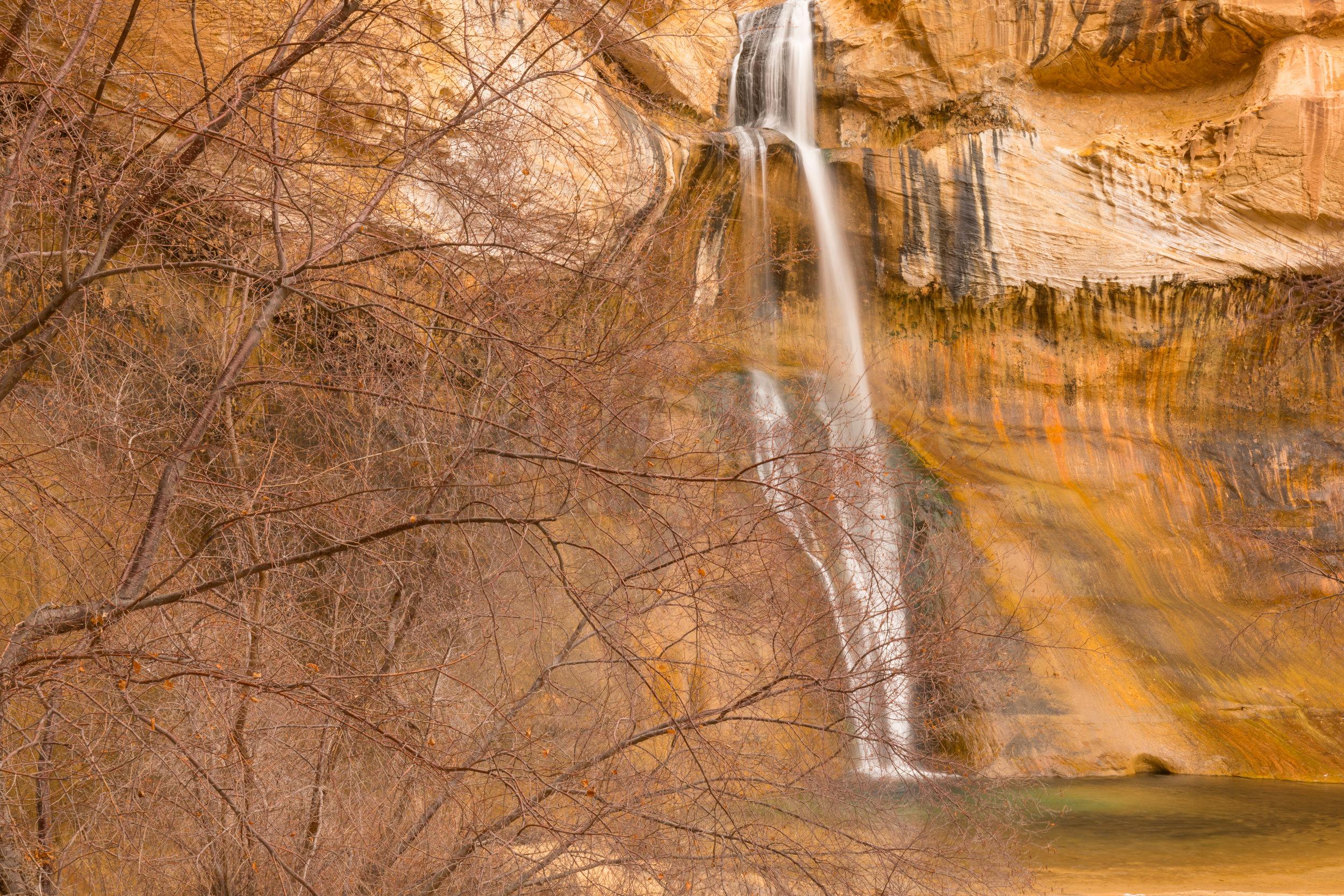 Lower Calf Creek Falls, Image # 3622