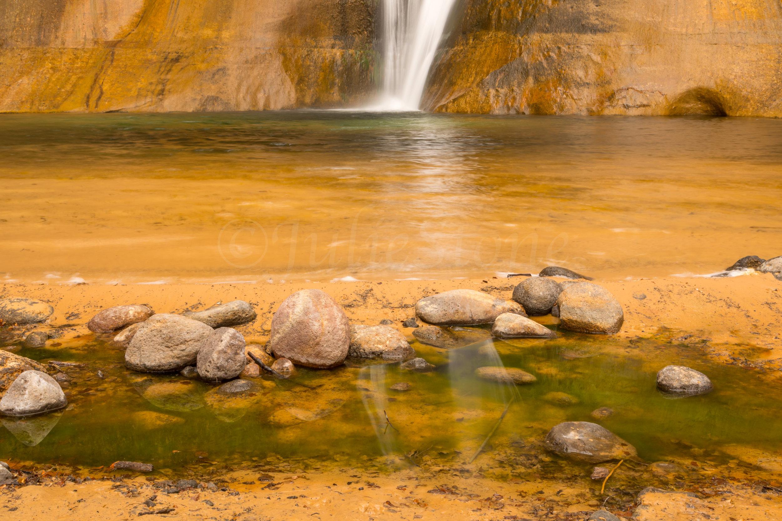 Lower Calf Creek Falls, Image # 3704