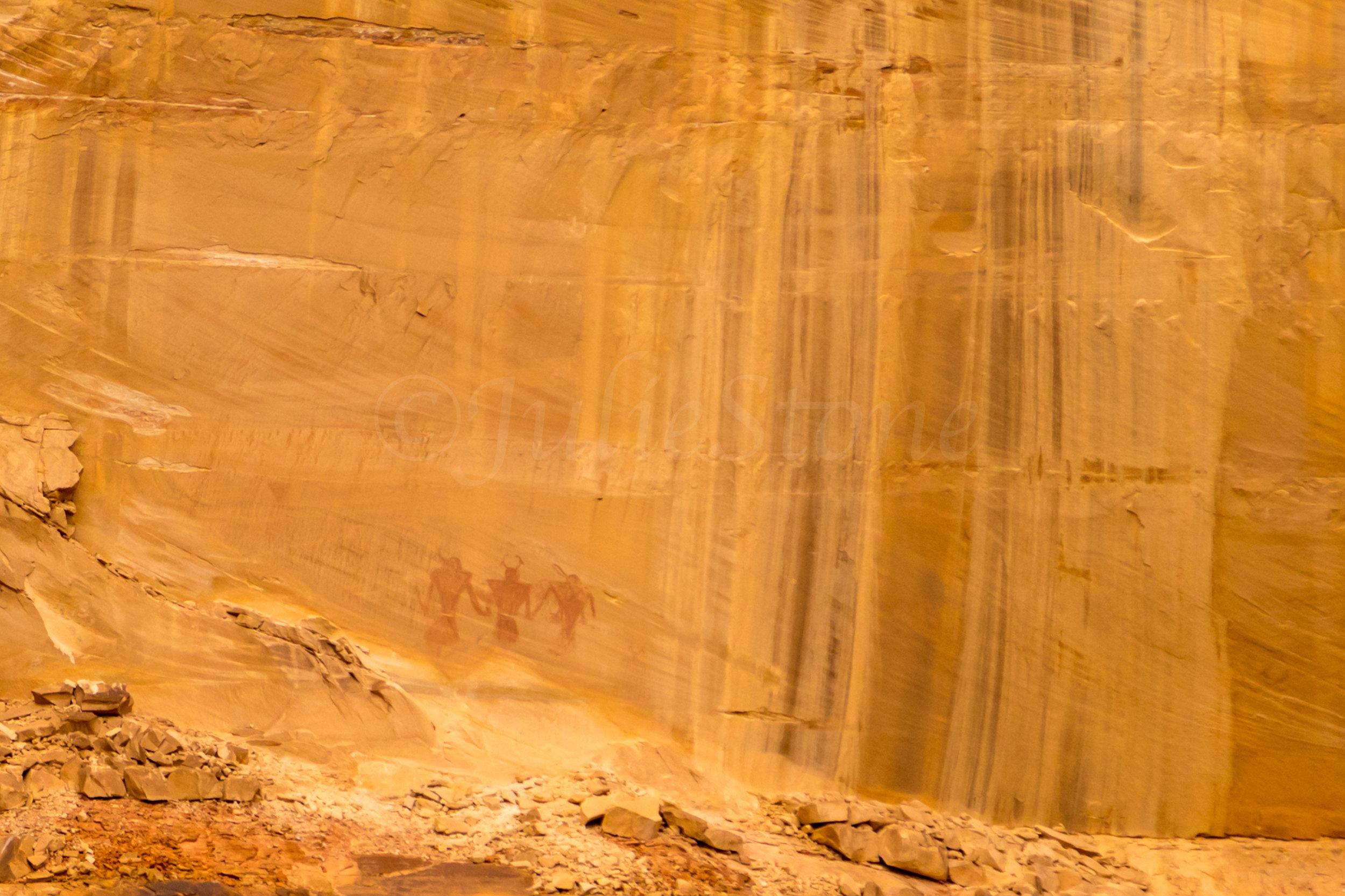Lower Calf Creek Falls, Image # 4070