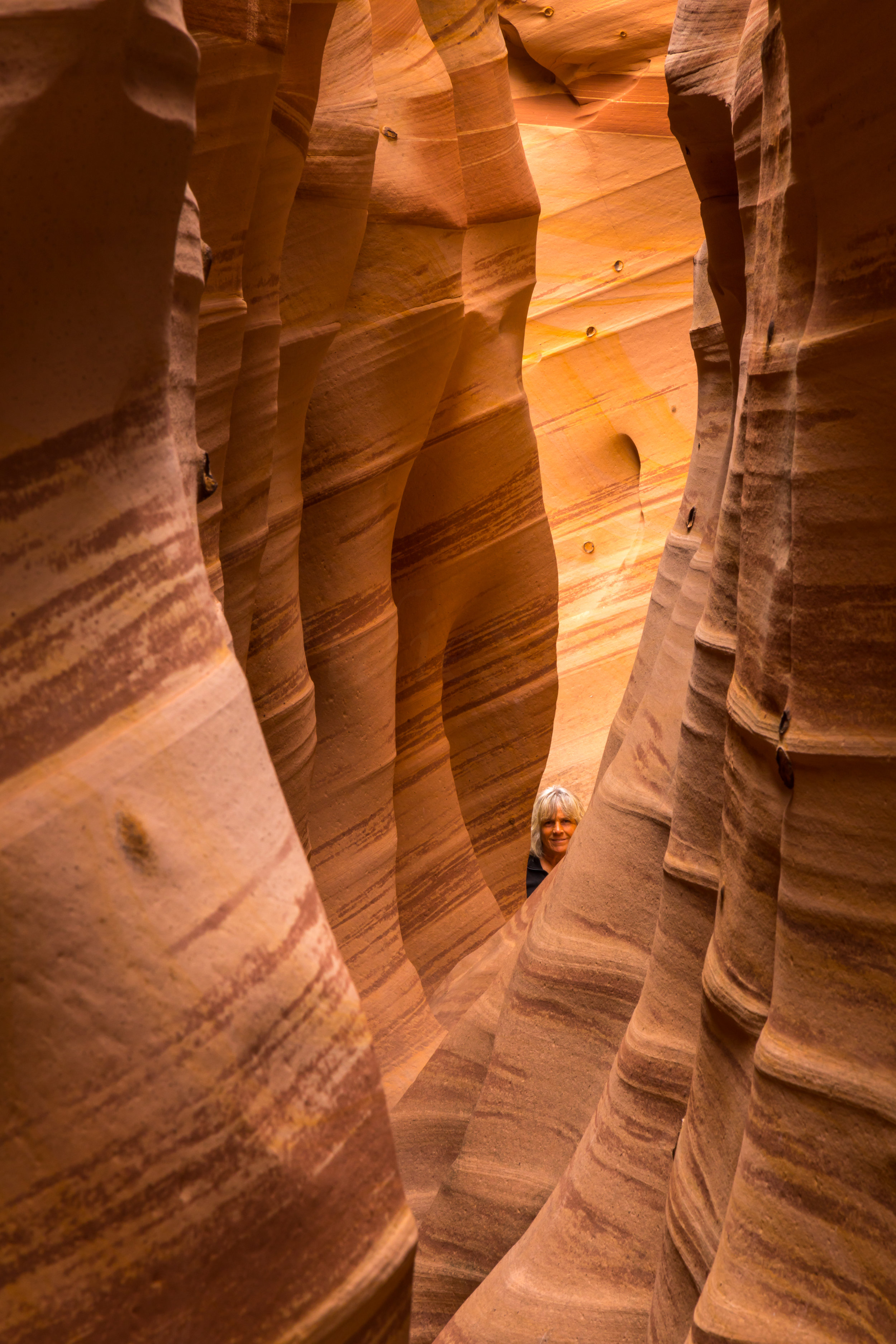 Zebra Slot Canyon, Image # 5368