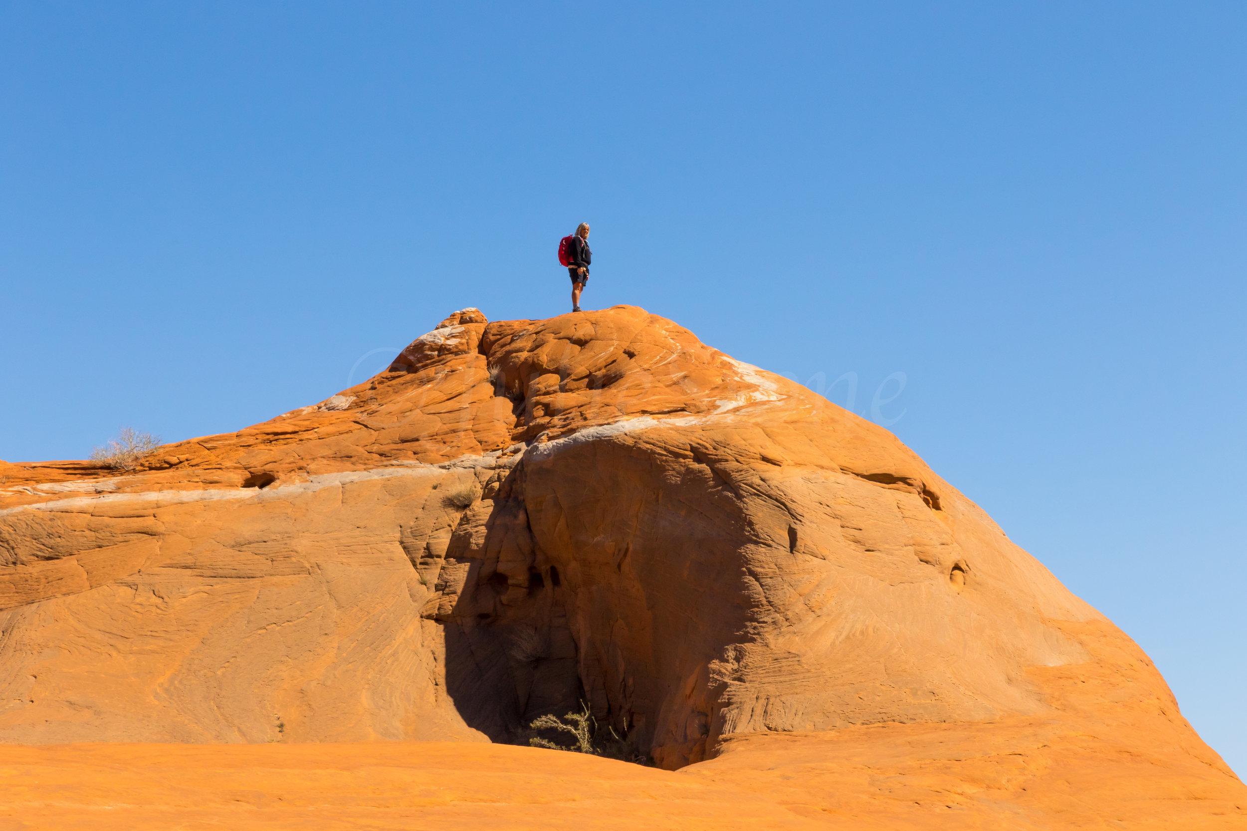 Dancehall Rock, Zarita scouts the area, Image # 0535