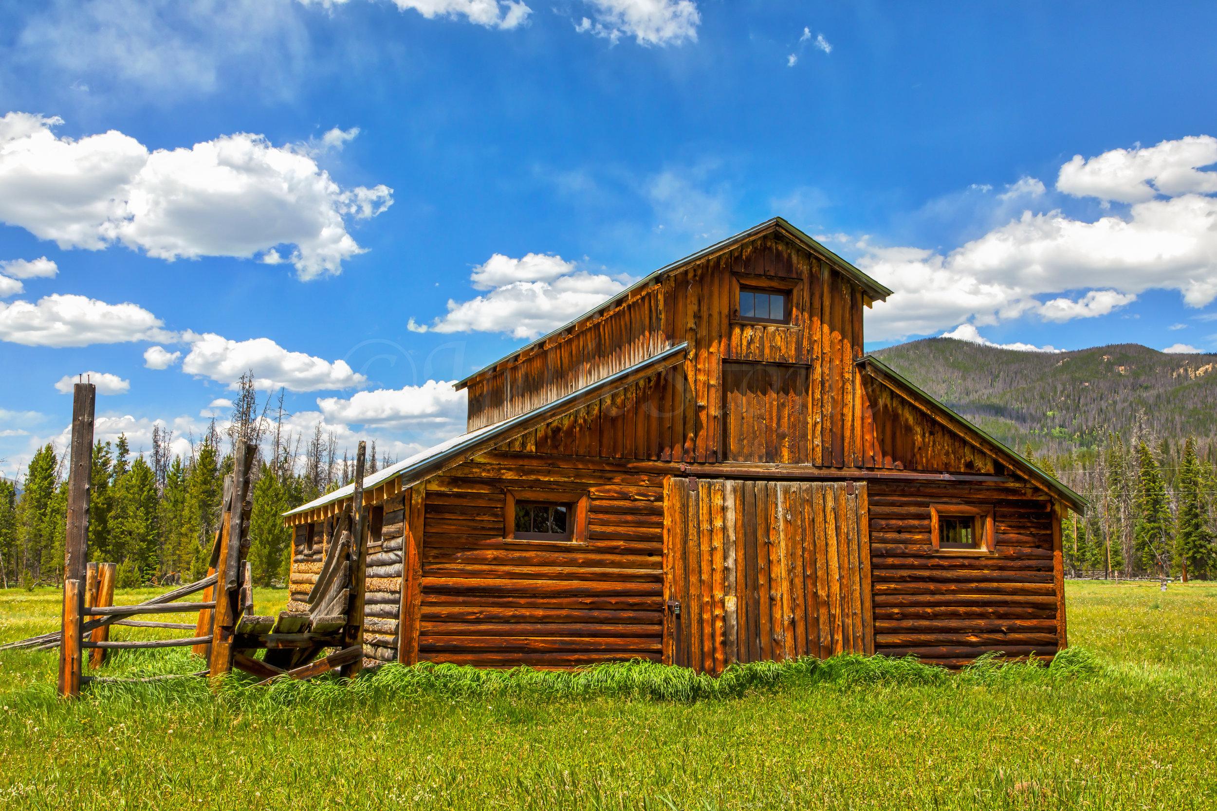 Little Buckaroo Barn, Image # 0668