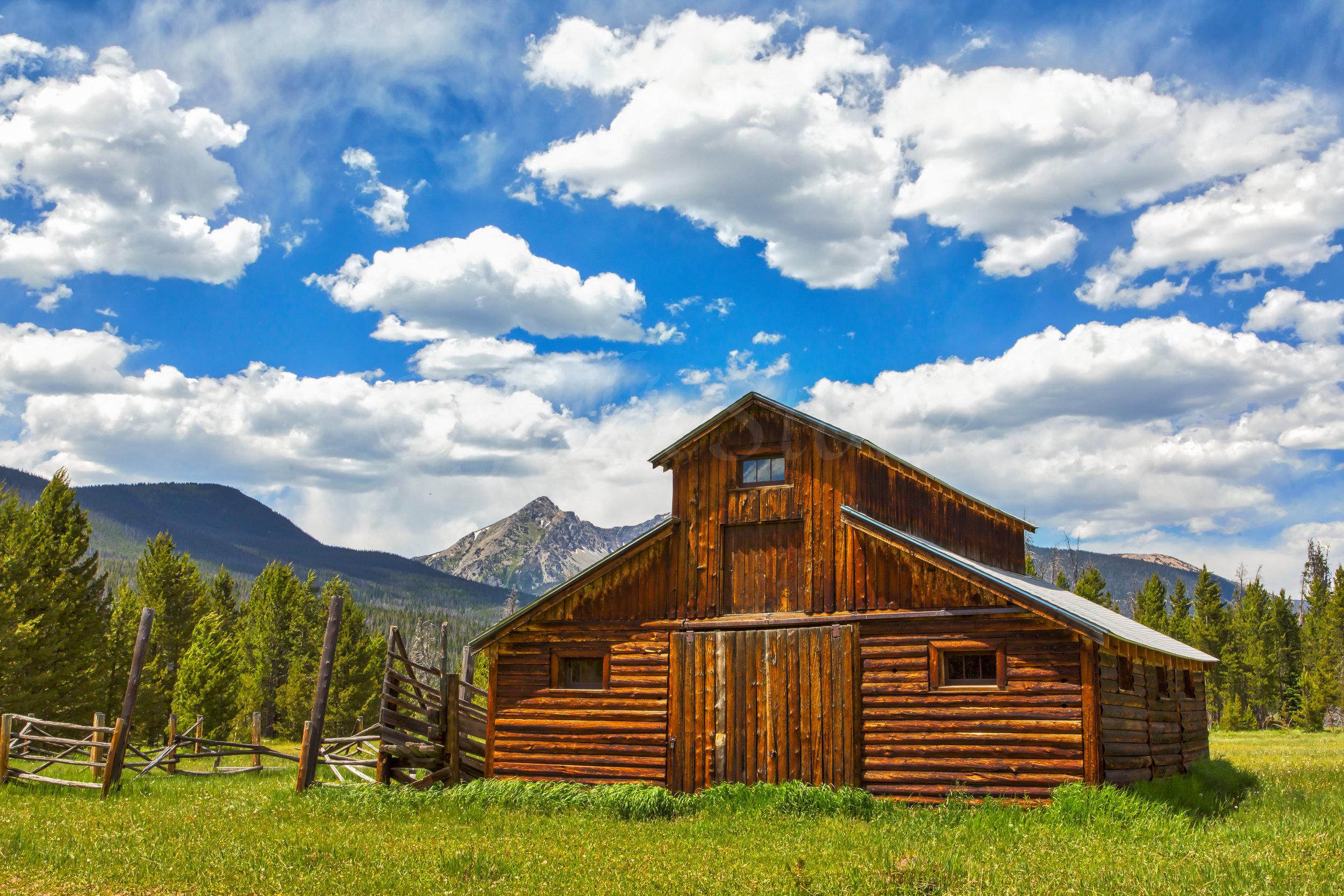 Little Buckaroo Barn, Image # 0708
