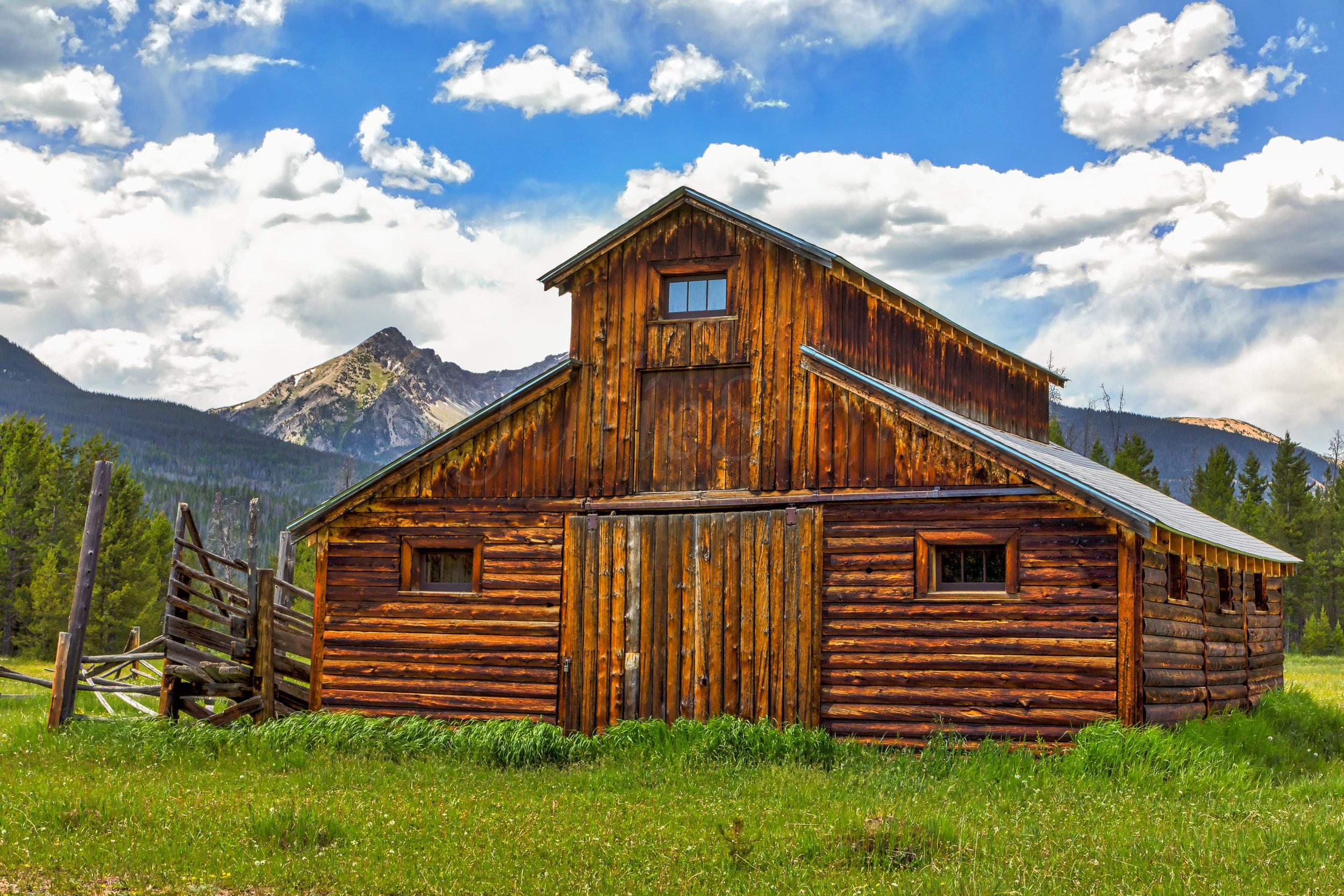 Little Buckaroo Barn, Image # 0915