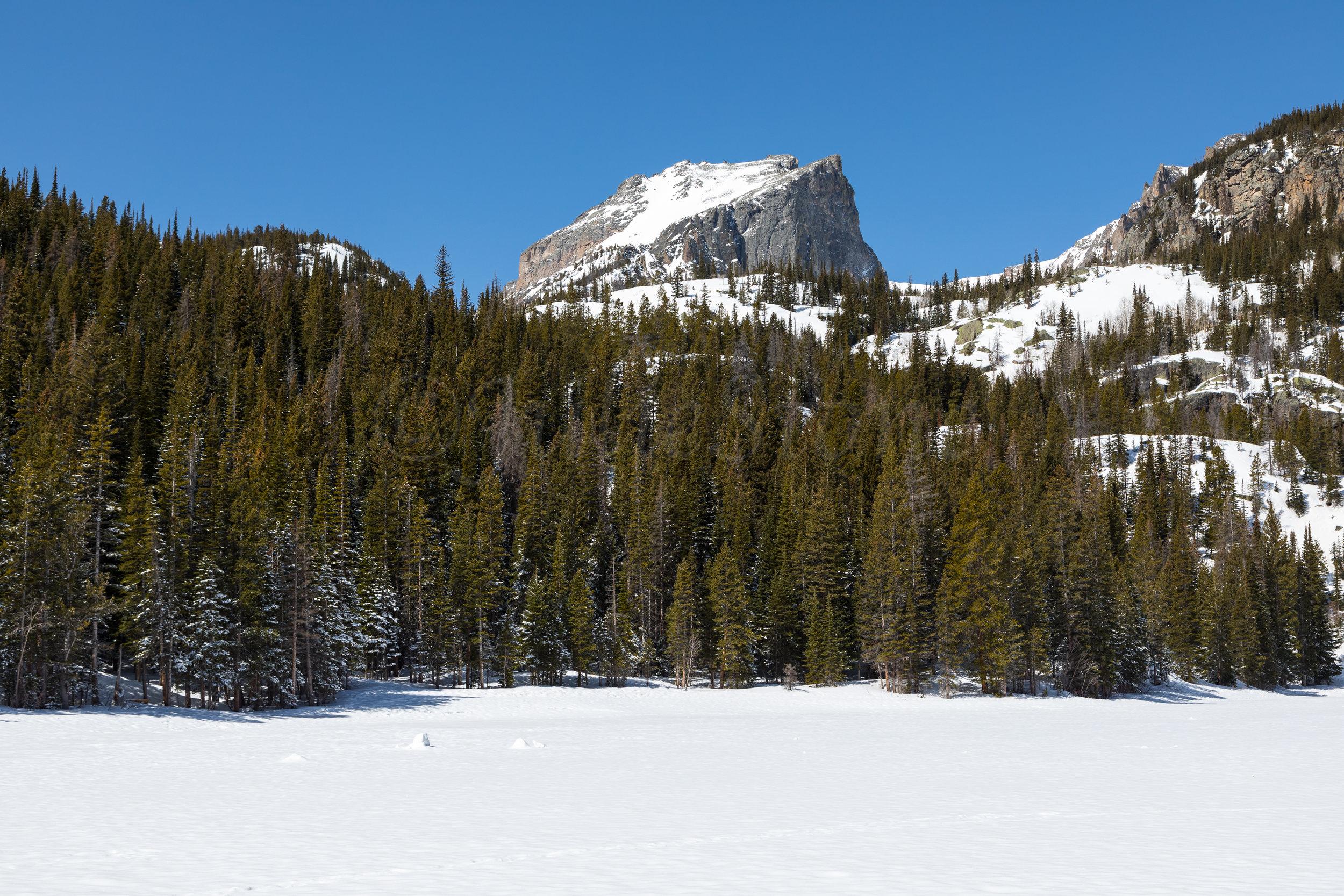 Rocky Mountain National Park, Image # 5401