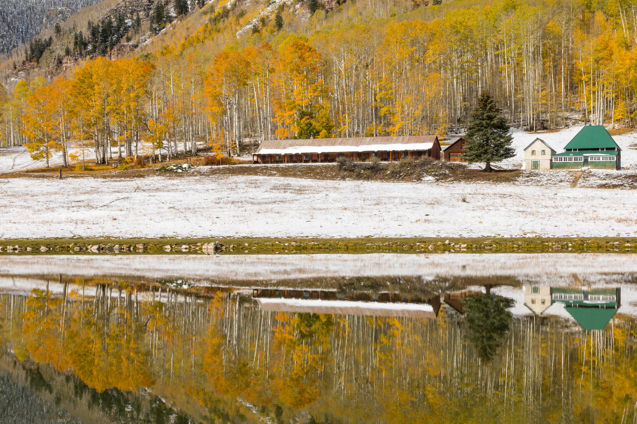 Hotter Pond, Image # 9810