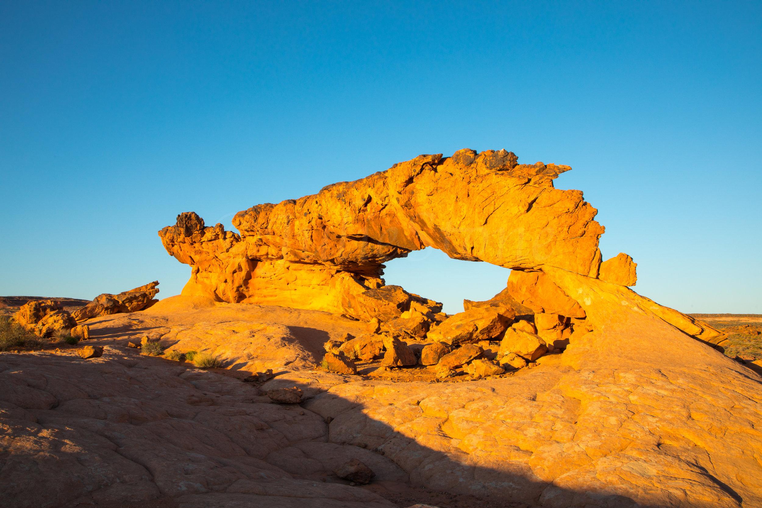 Sunset Arch, Image # 3040