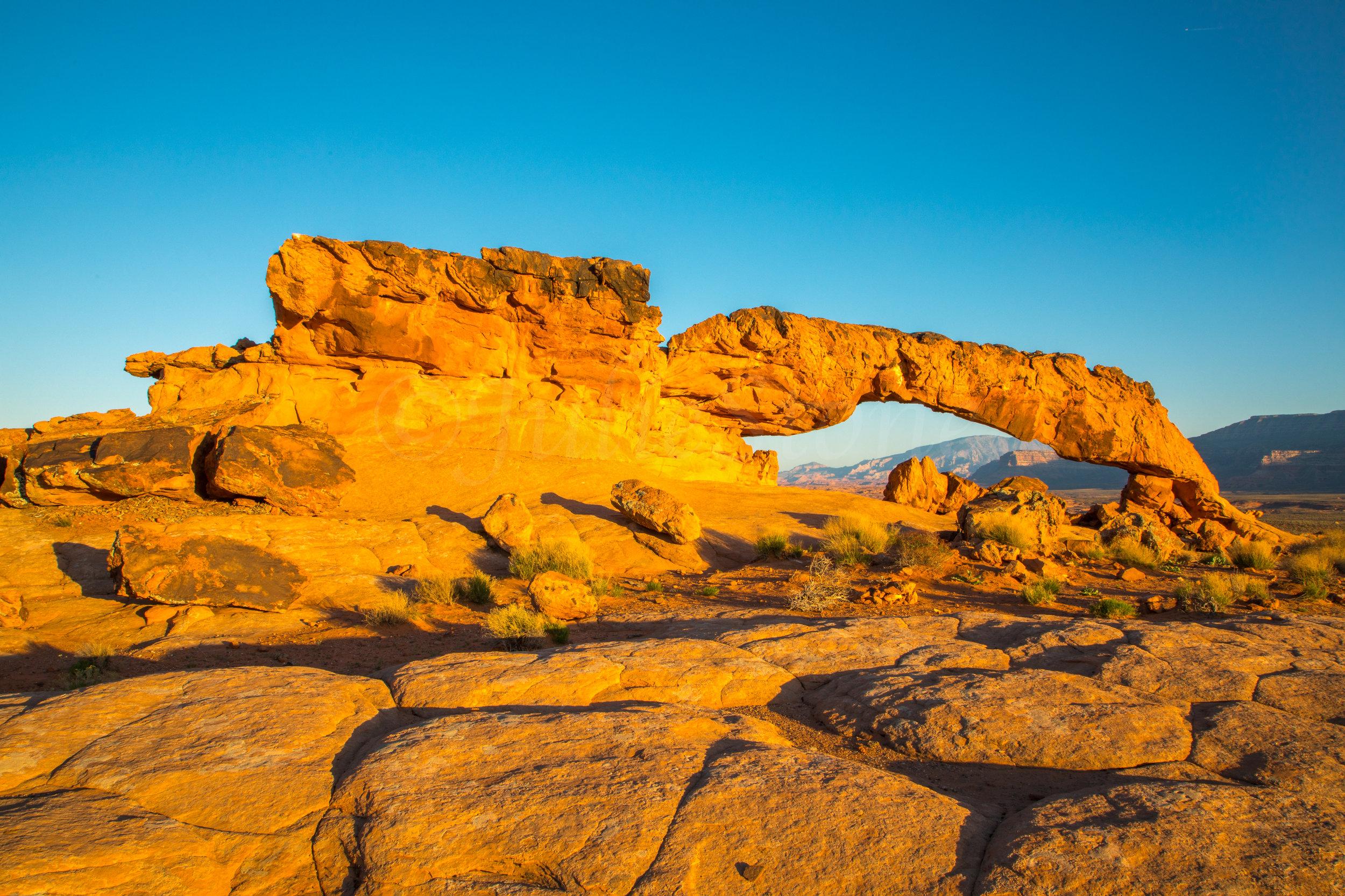Sunset Arch, Image # 3048