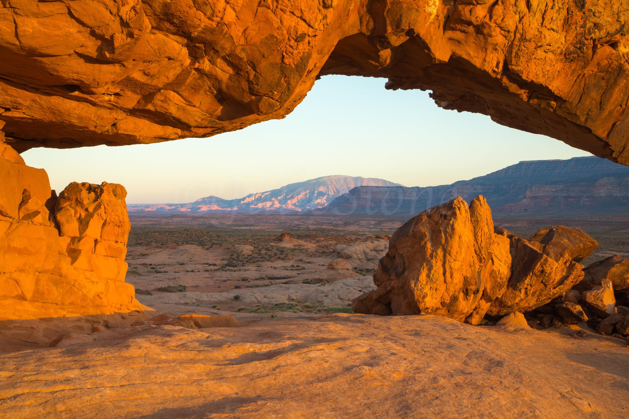 Sunset Arch, Image # 3107